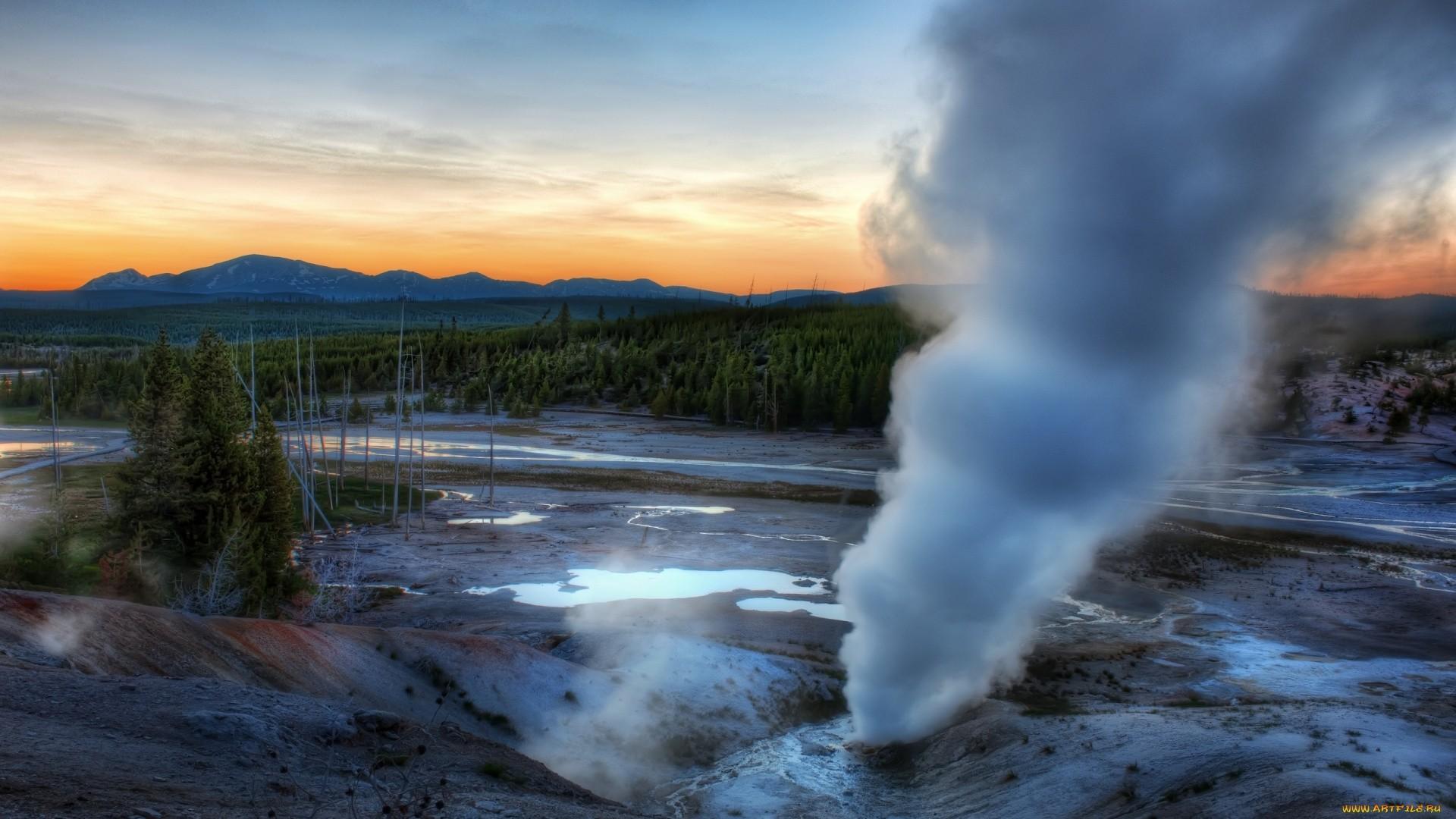 Yellowstone Wallpaper Pic