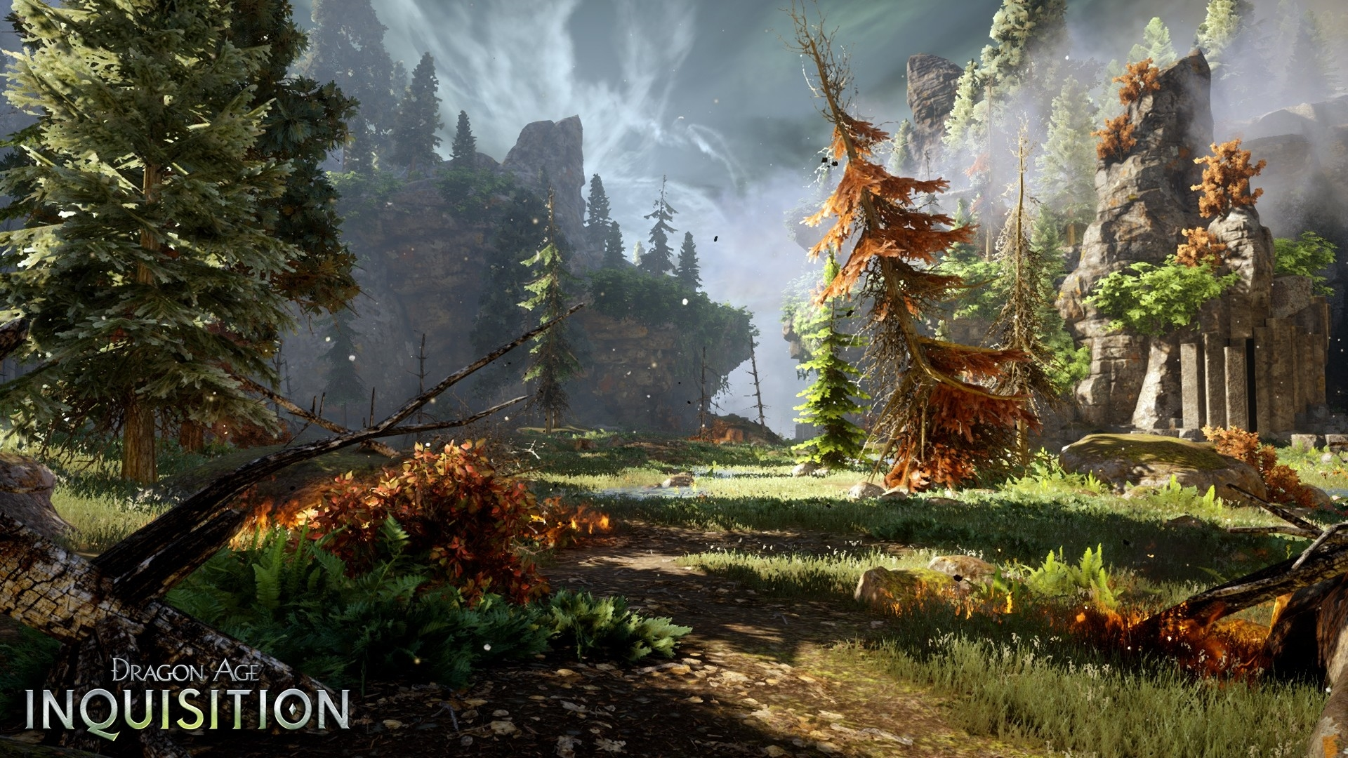 Dragon Age Inquisition download free wallpaper for pc in hd