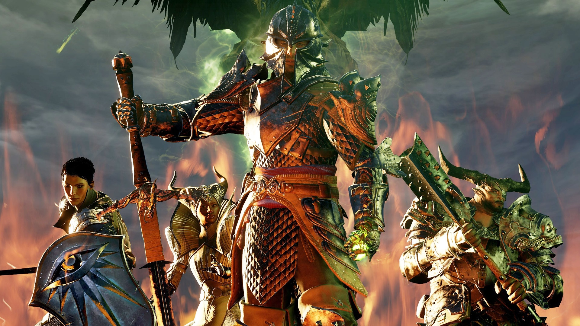 Dragon Age Inquisition good wallpaper hd