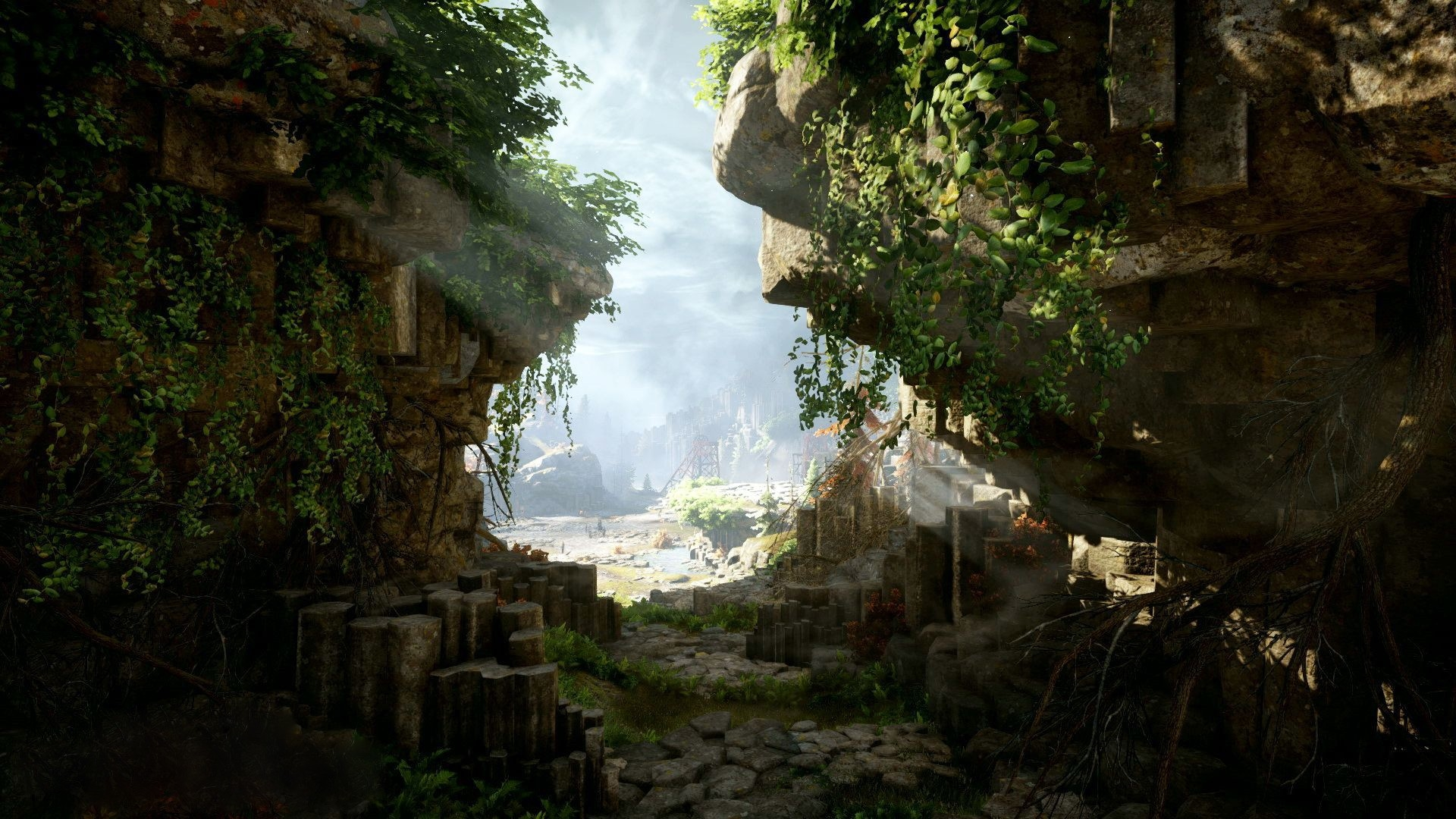 Dragon Age Inquisition full hd wallpaper for laptop