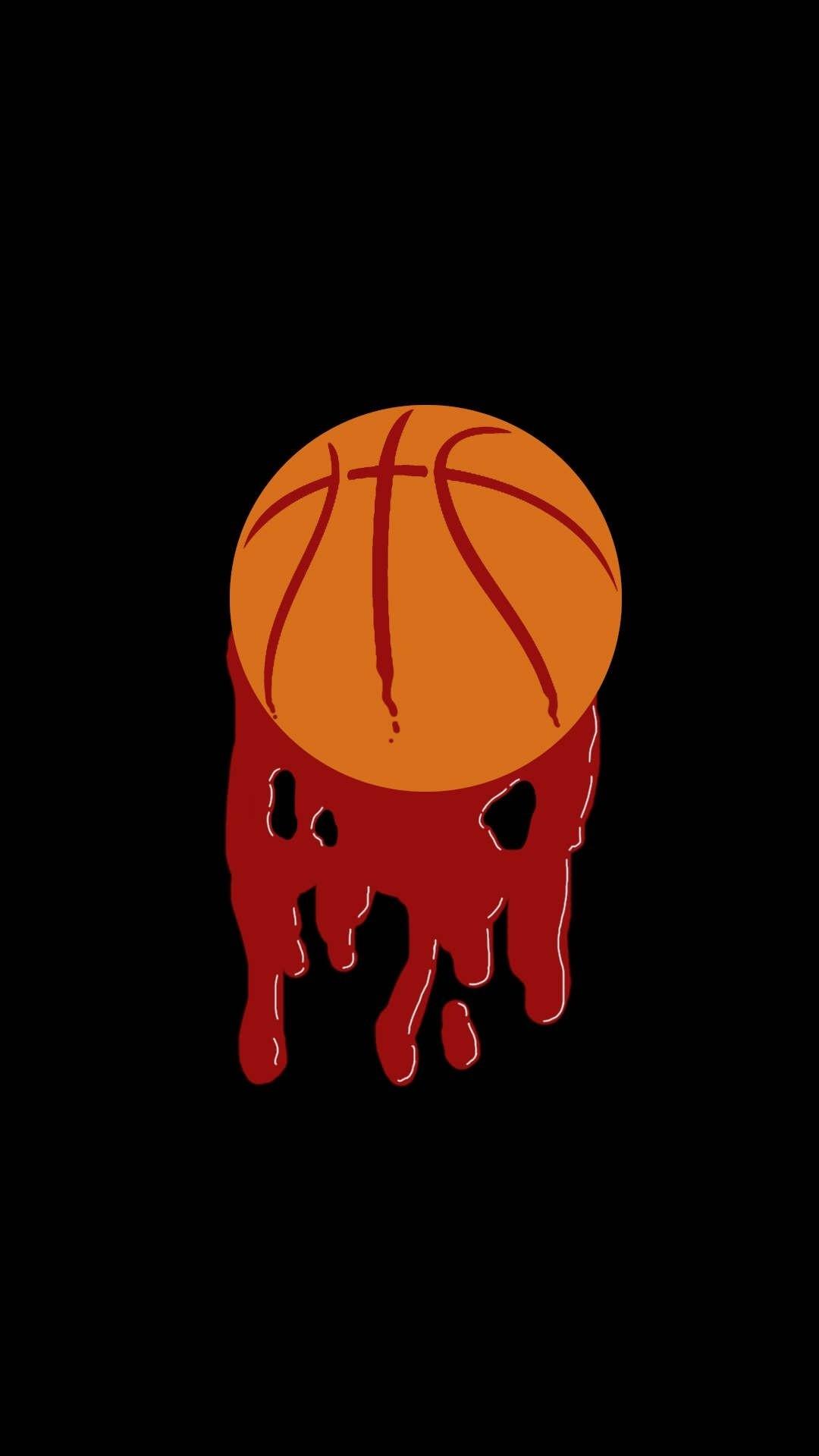 Basketball phone wallpaper