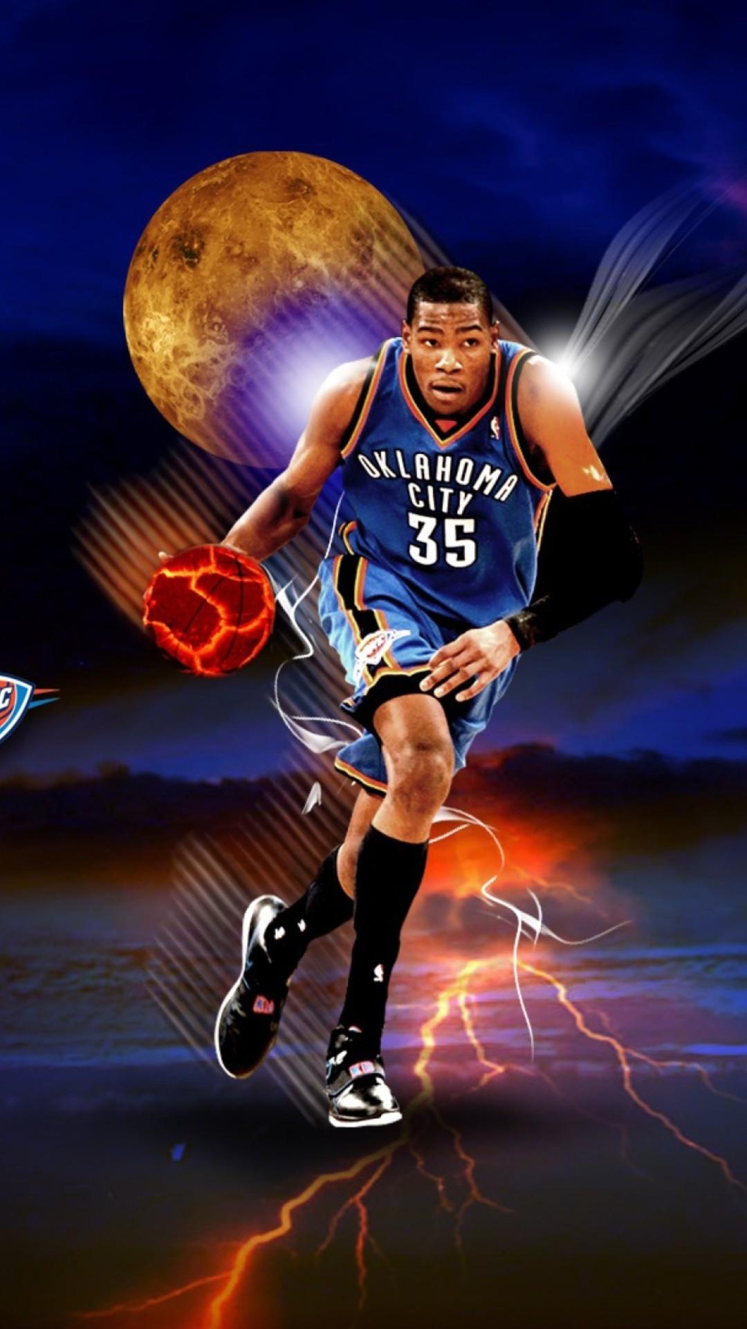 Basketball iPhone 5 wallpaper
