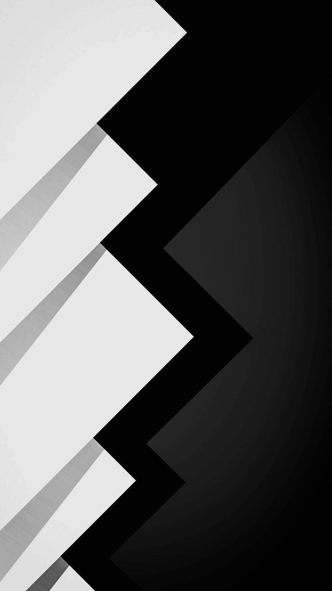 Black And White phone wallpaper