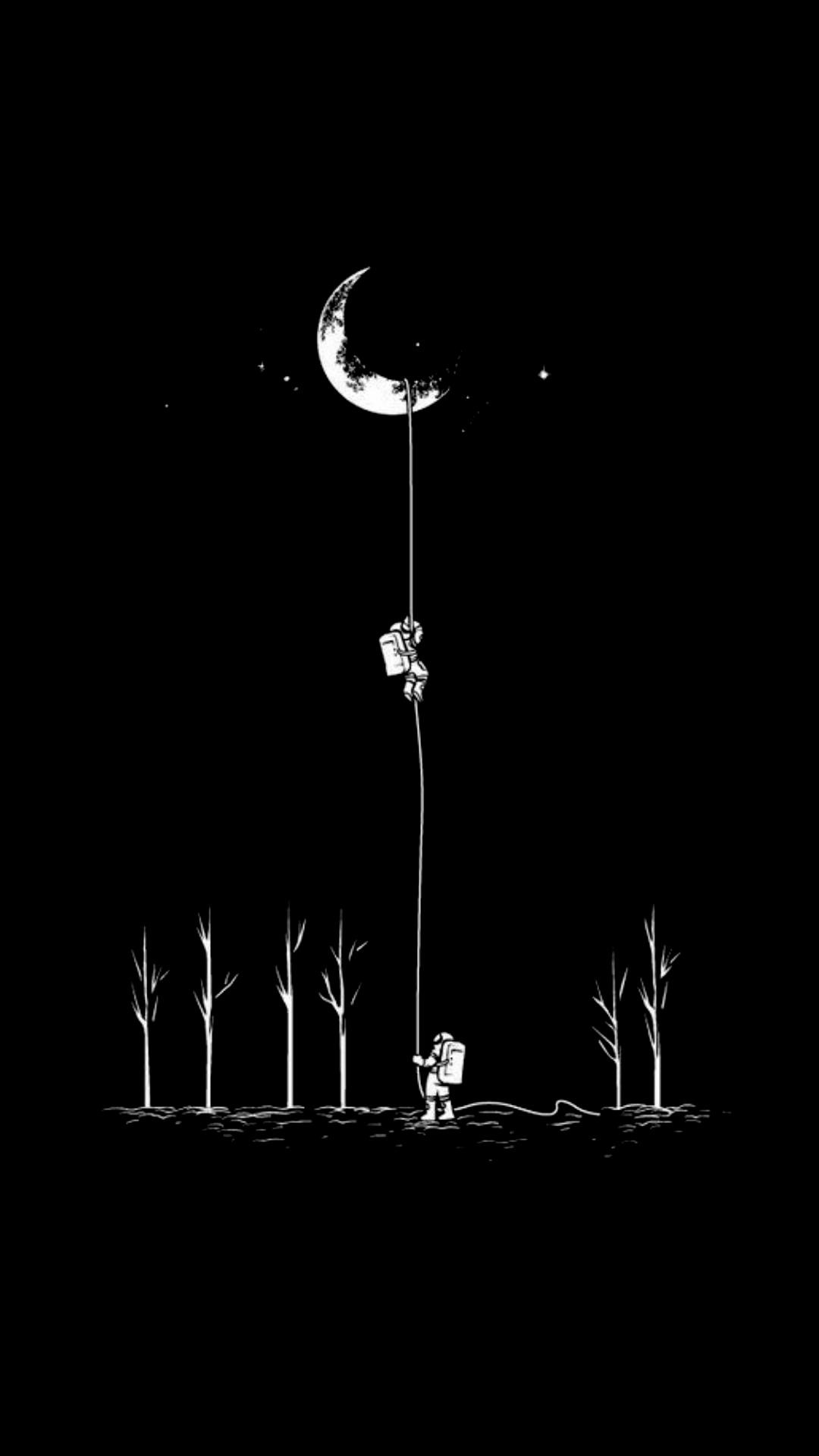 Black And White wallpaper for iPhone