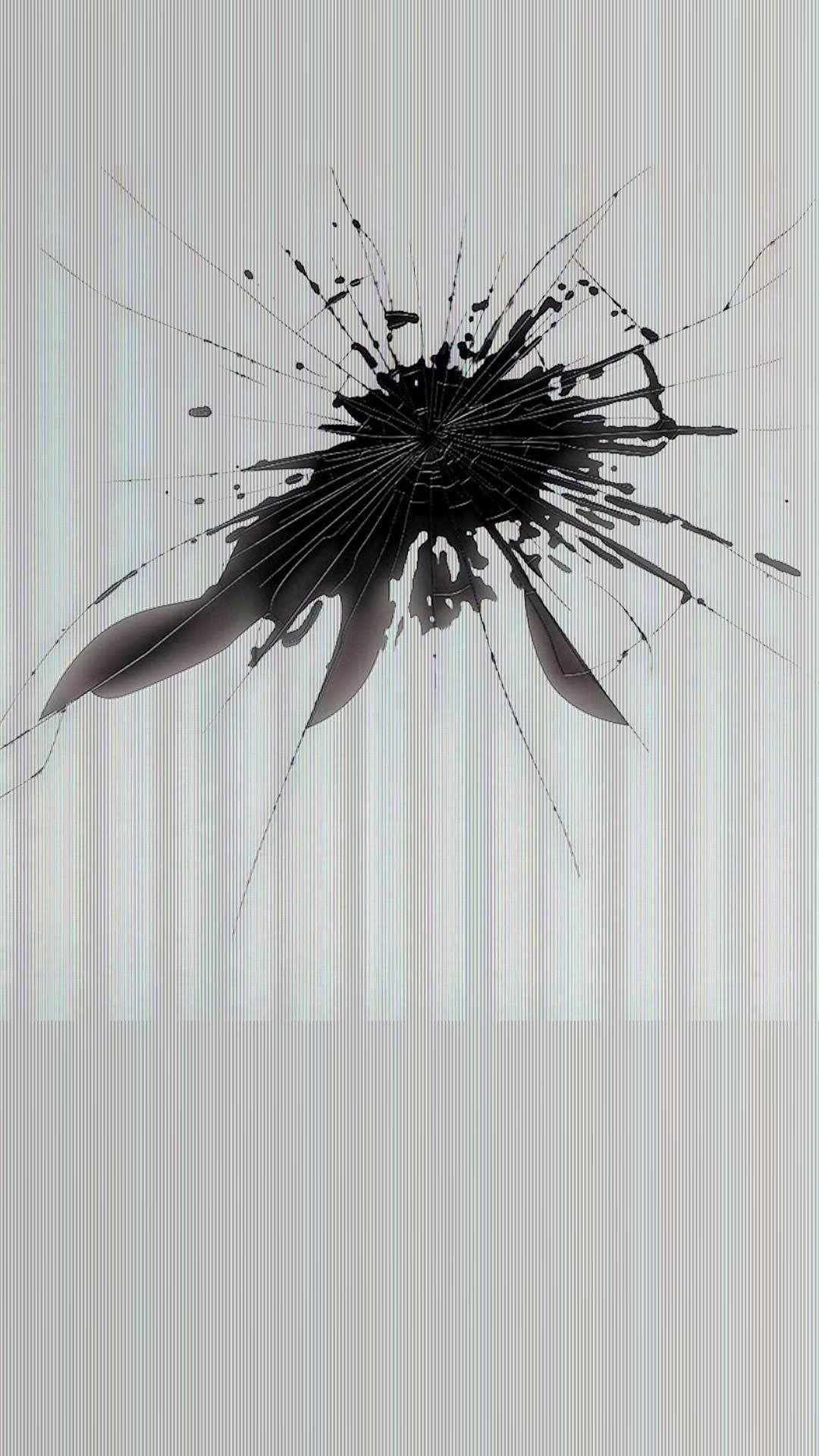 Cracked Screen hd wallpaper