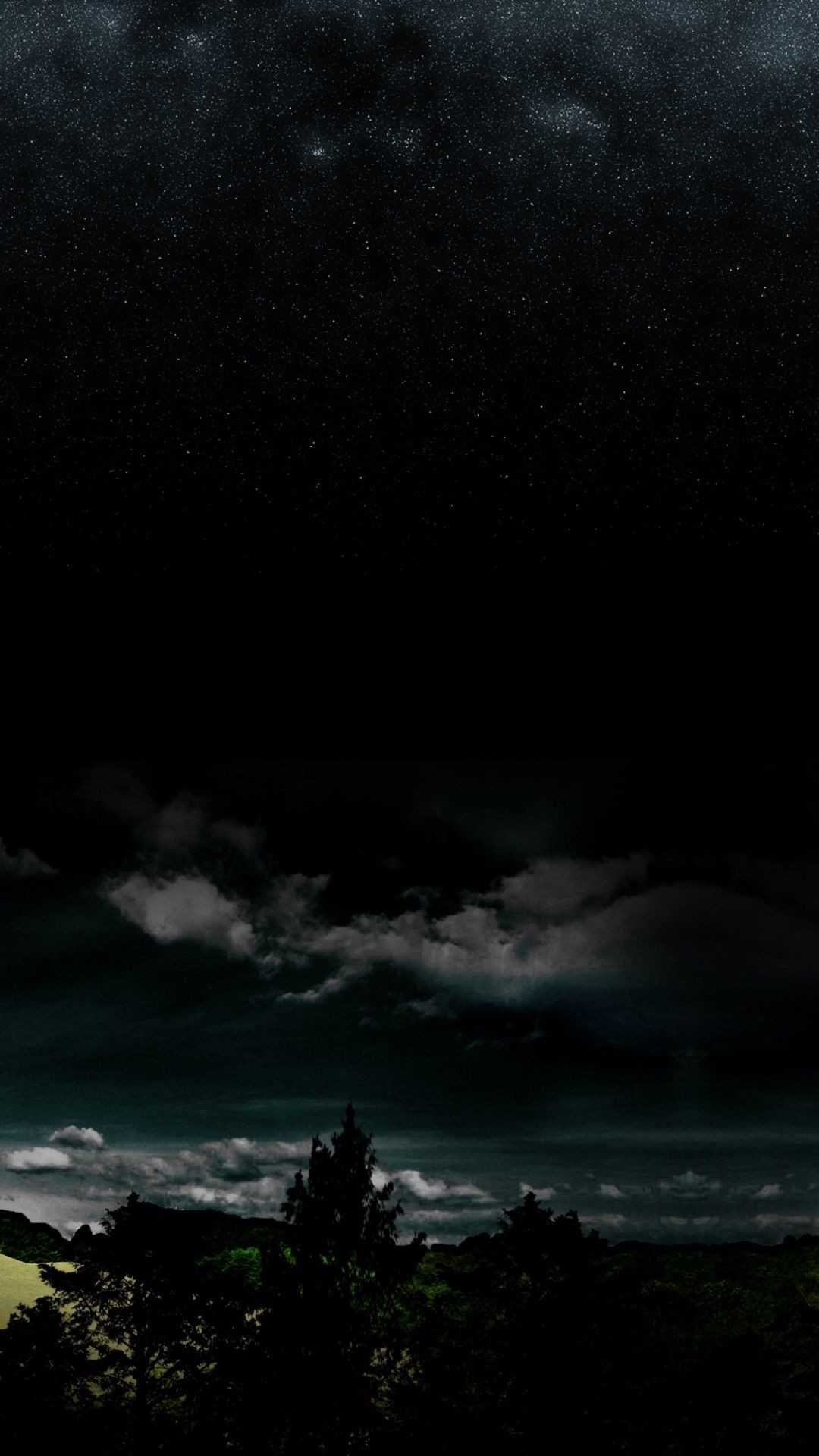 Dark iPhone wallpaper