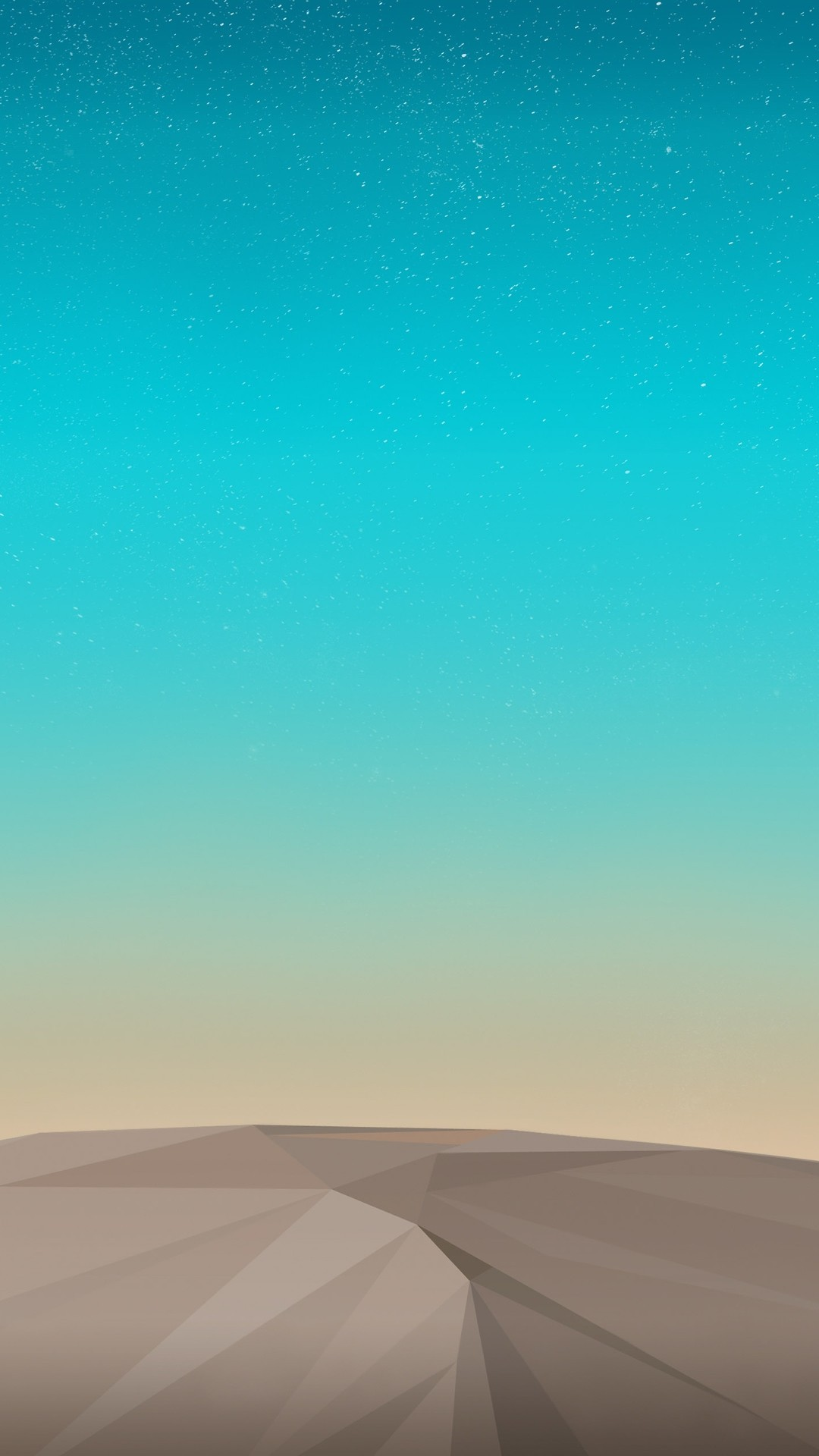 Default iPhone wallpaper
