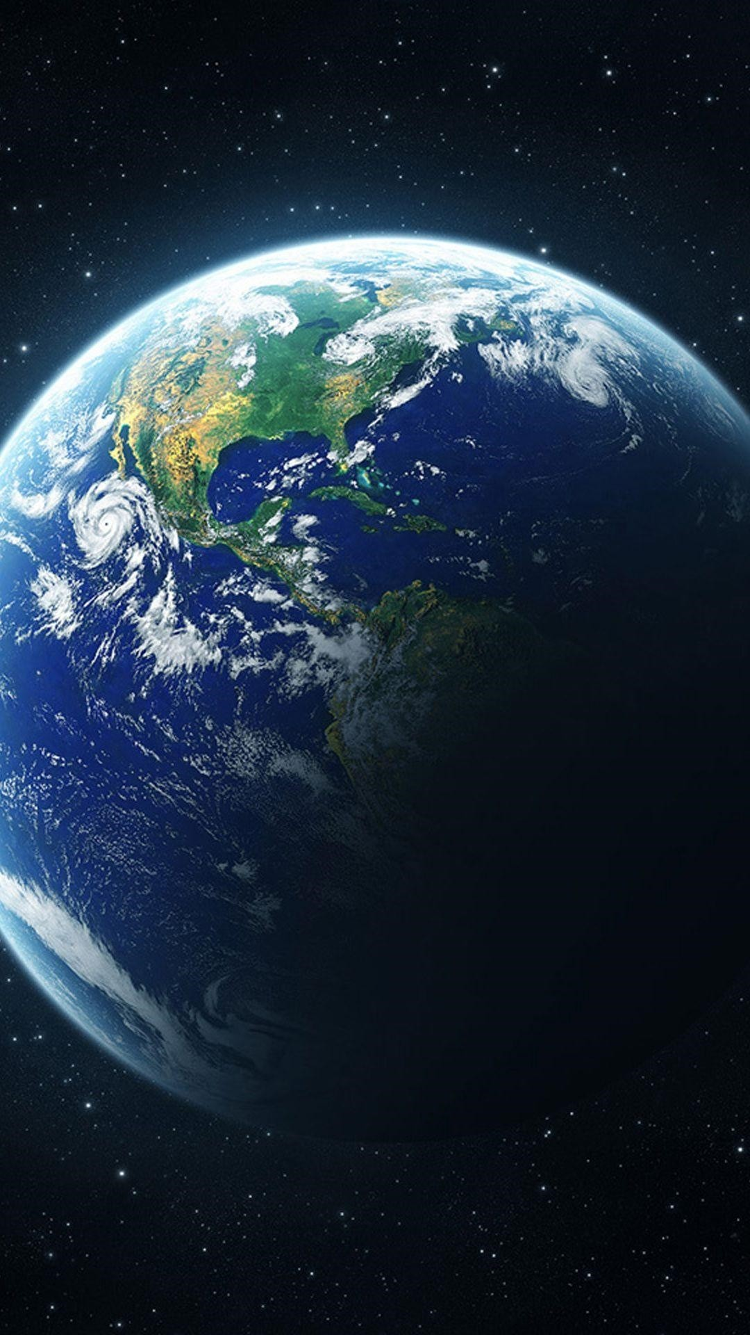 Earth wallpaper for android