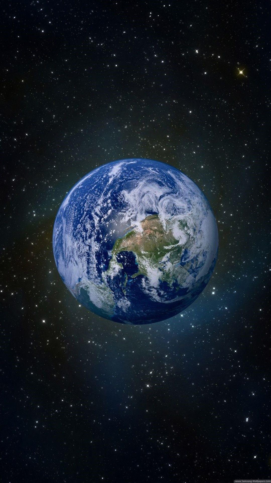Earth phone background
