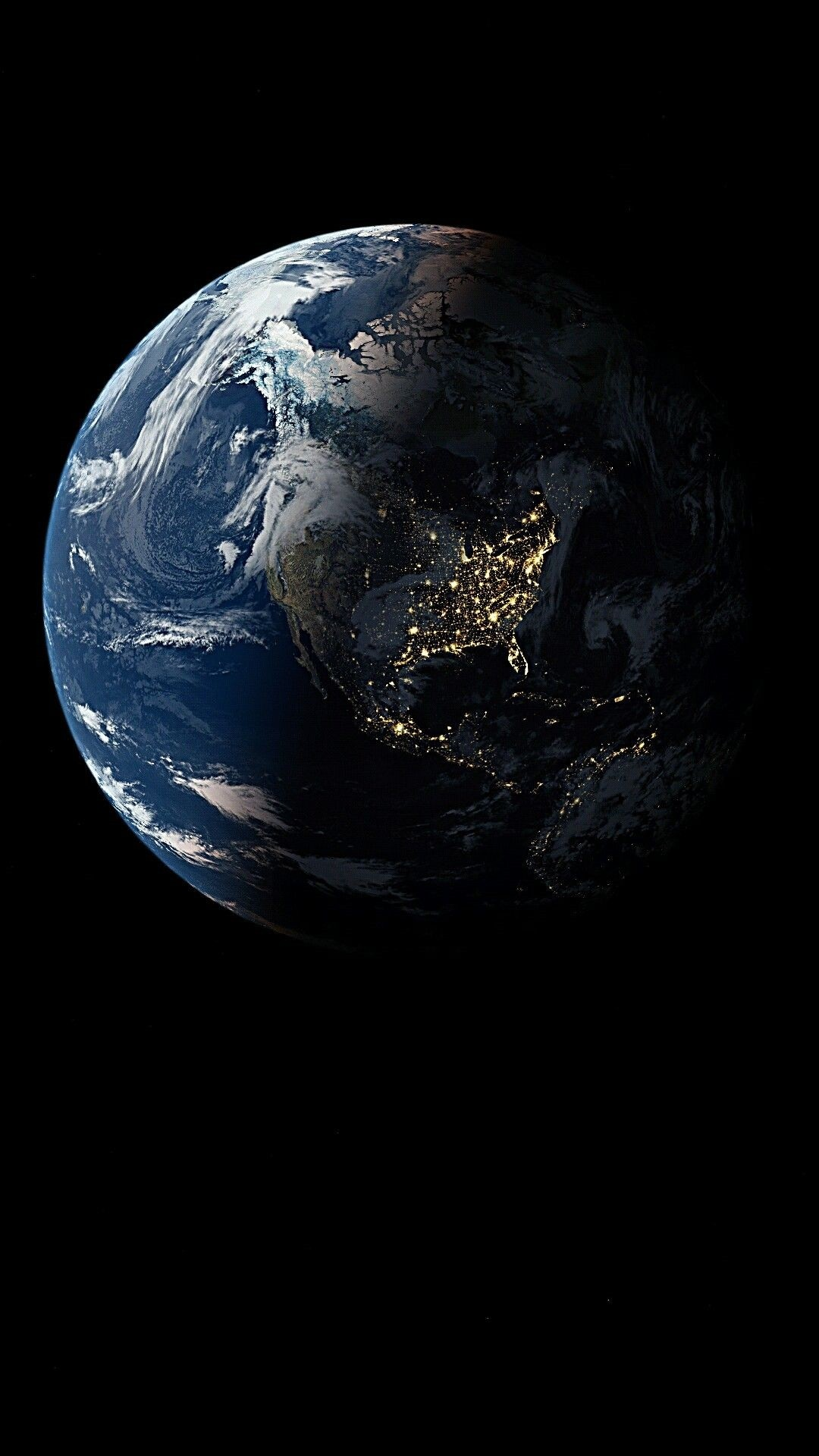 Earth phone wallpaper