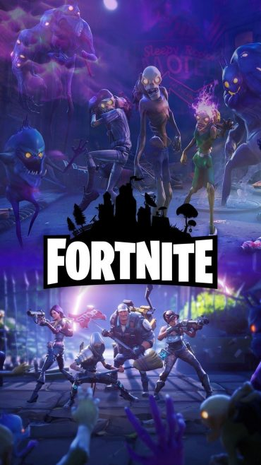 Fortnite iPhone hd wallpaper