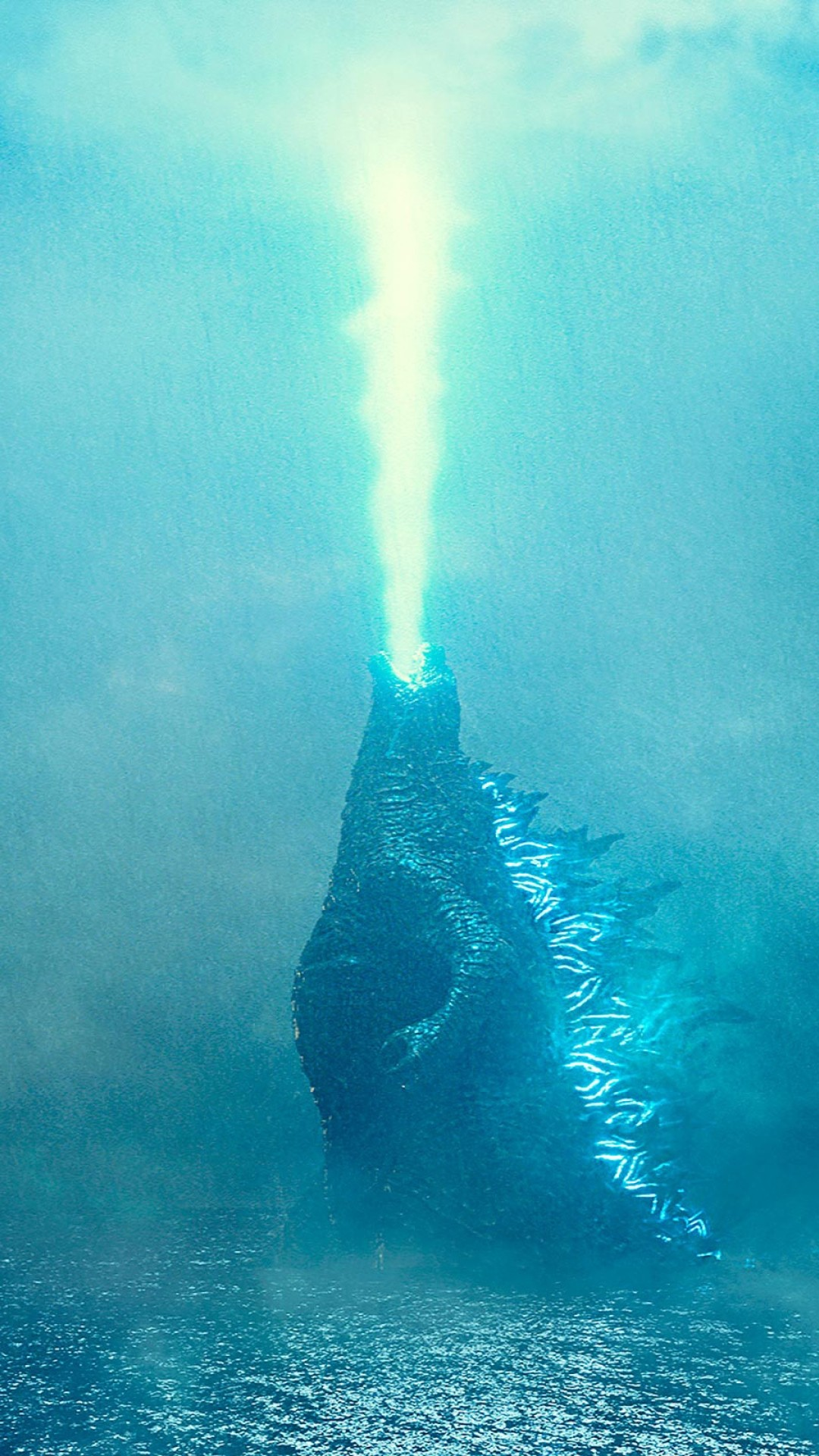 Godzilla wallpaper for iPhone