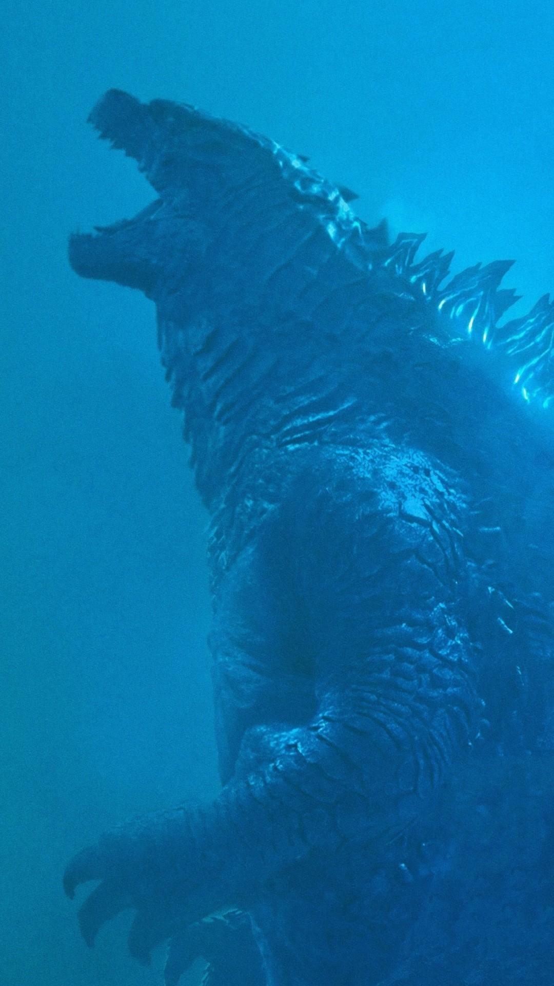 Godzilla iPhone 5 wallpaper
