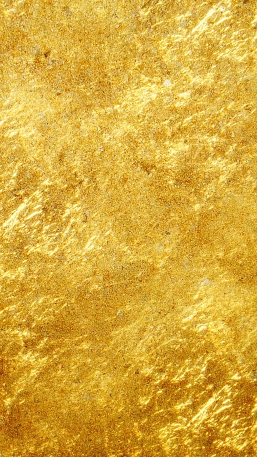 Gold iPhone 7 wallpaper