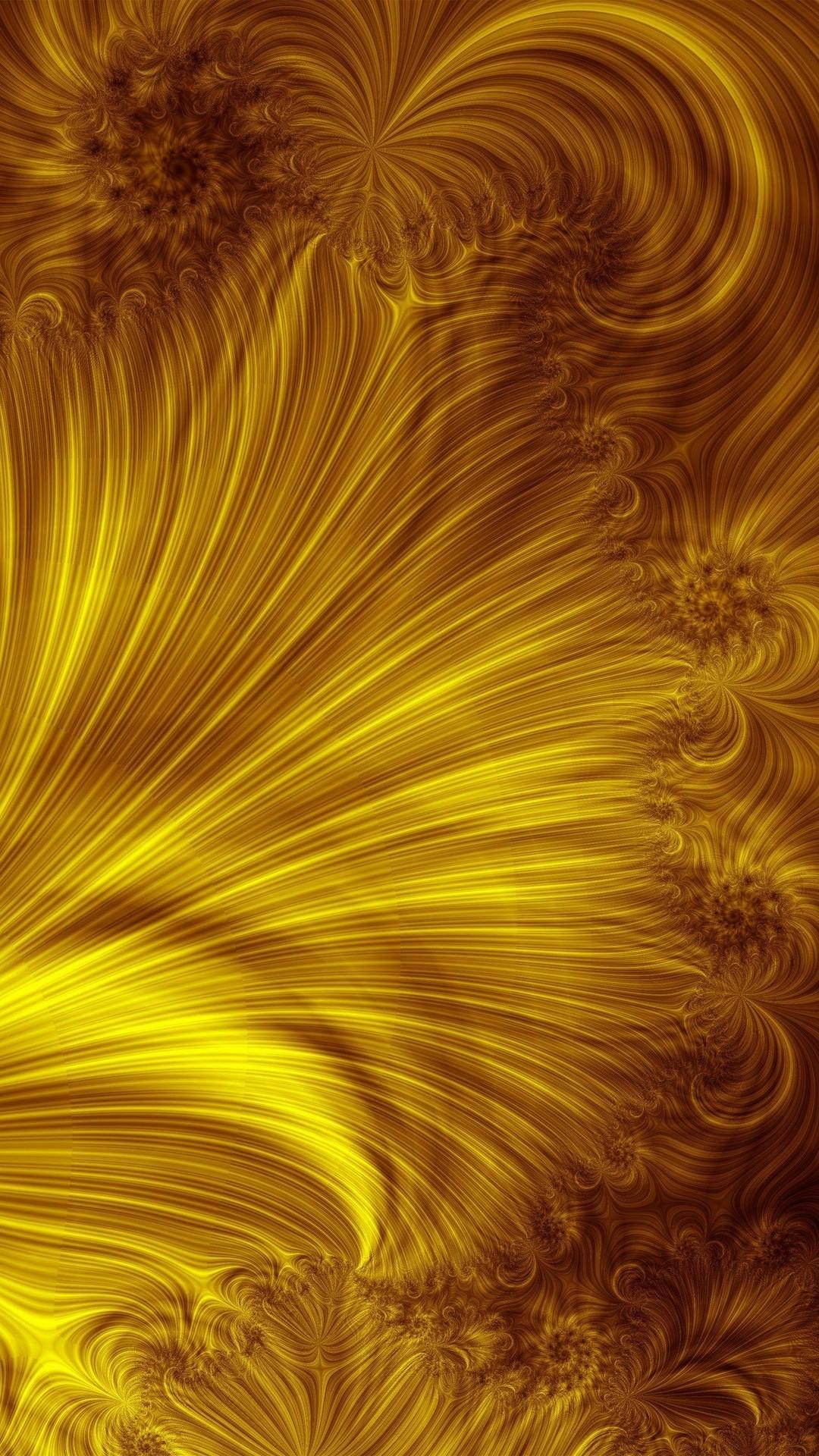 Gold iPhone 6 wallpaper