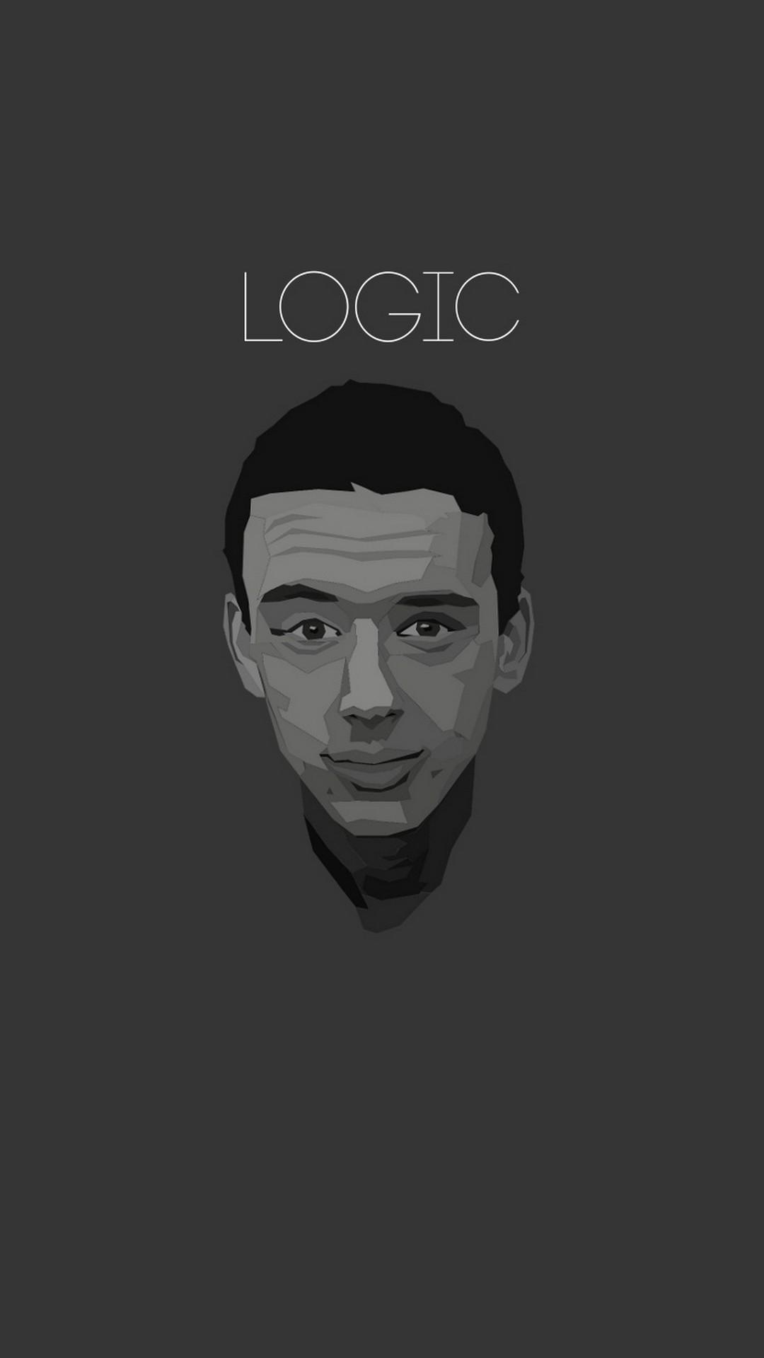 Logic wallpaper for iPhone