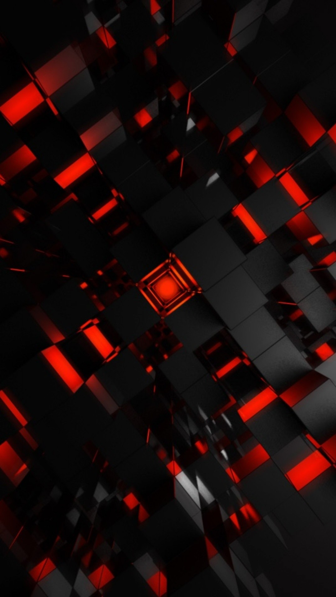 Matrix phone background