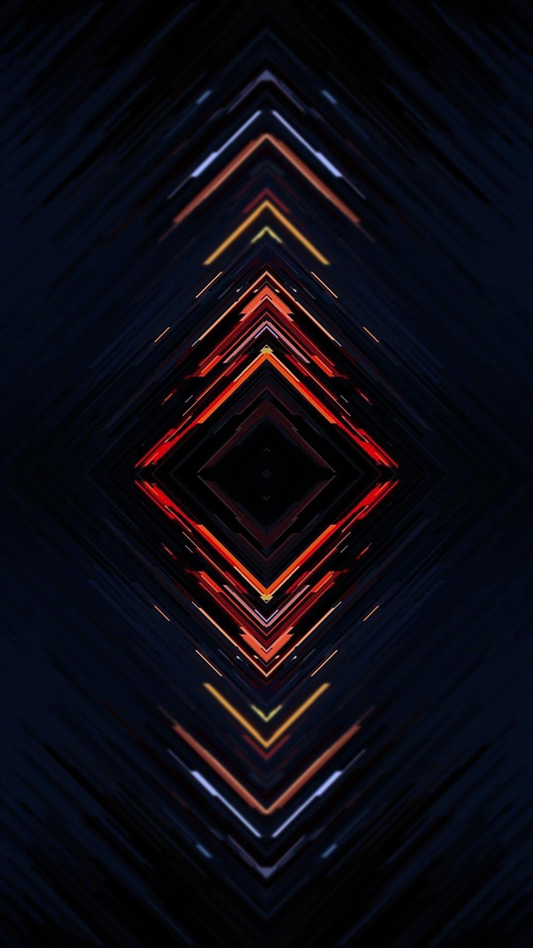 Minimalist iPhone wallpaper