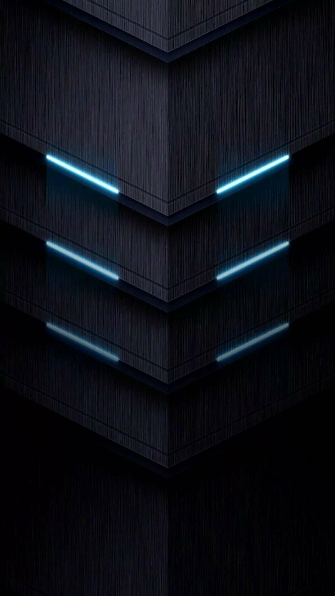 Neon wallpaper for iPhone
