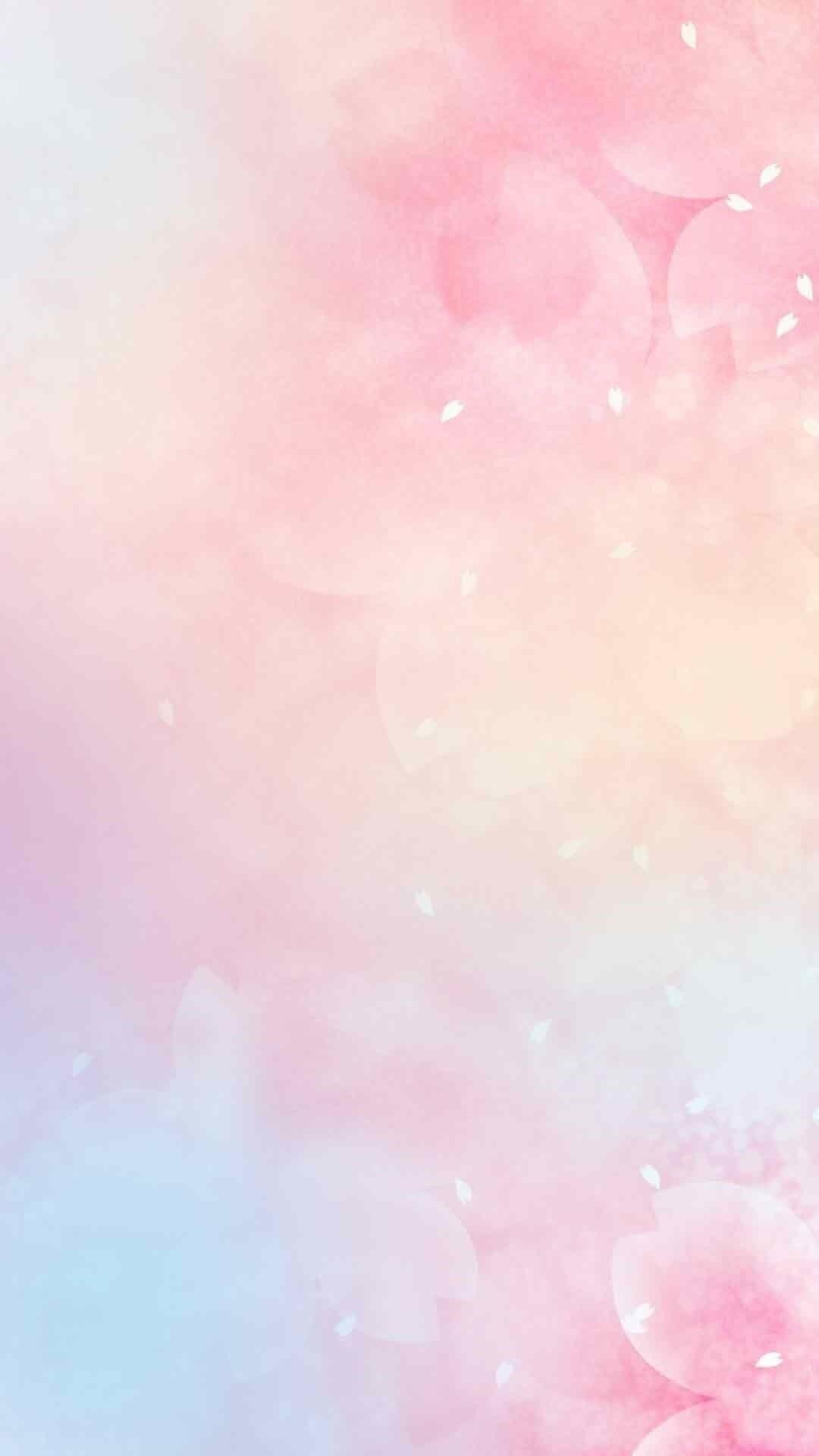 Pastel phone wallpaper