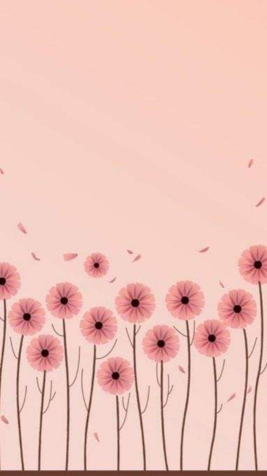 Pastel phone background