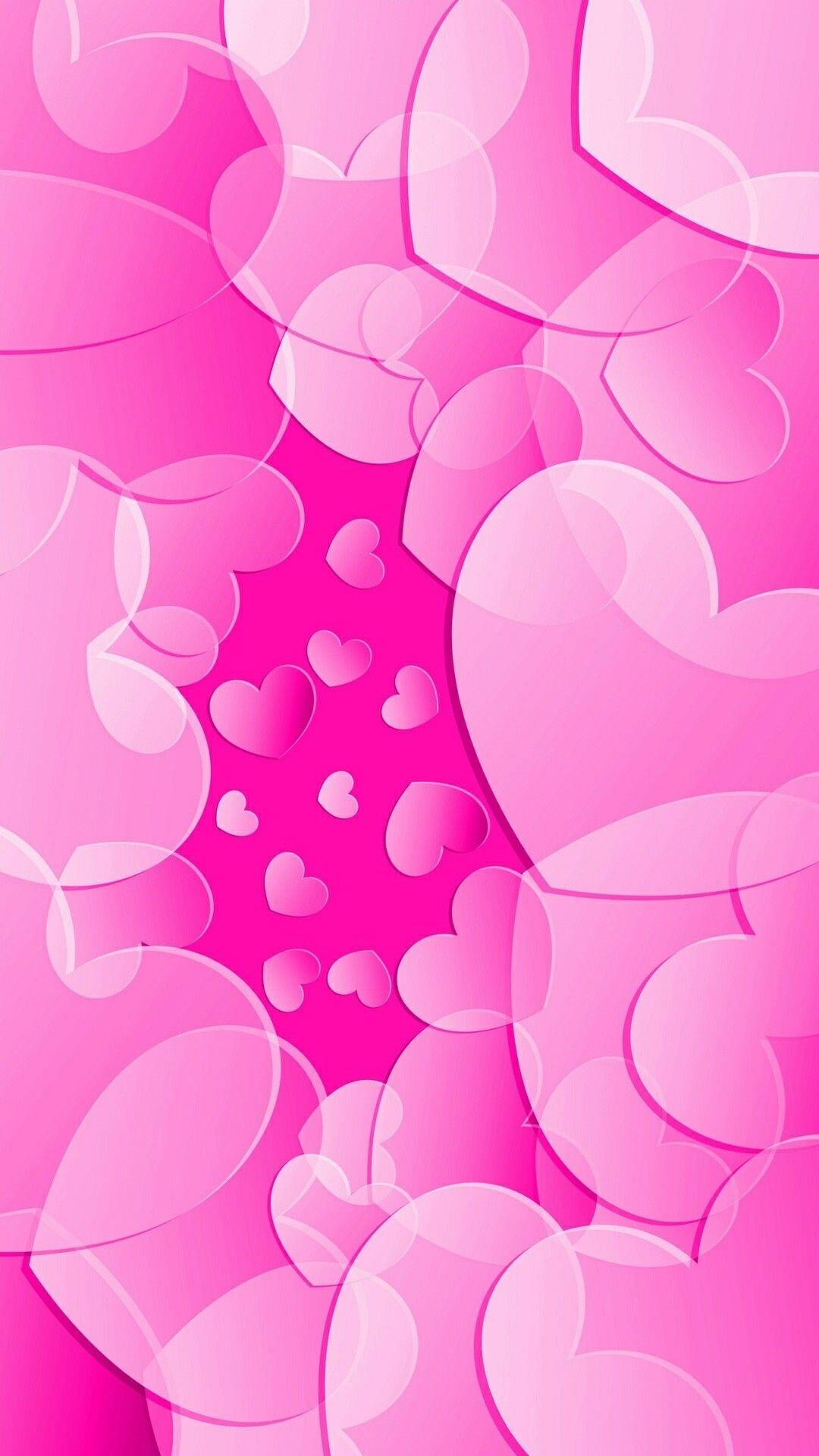 Pink iPhone 6 wallpaper