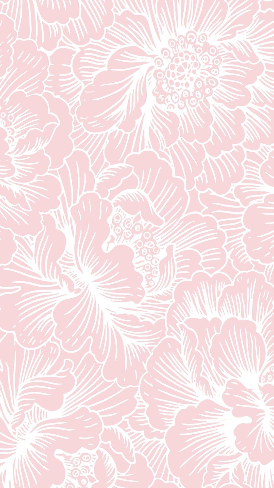 Pink phone wallpaper