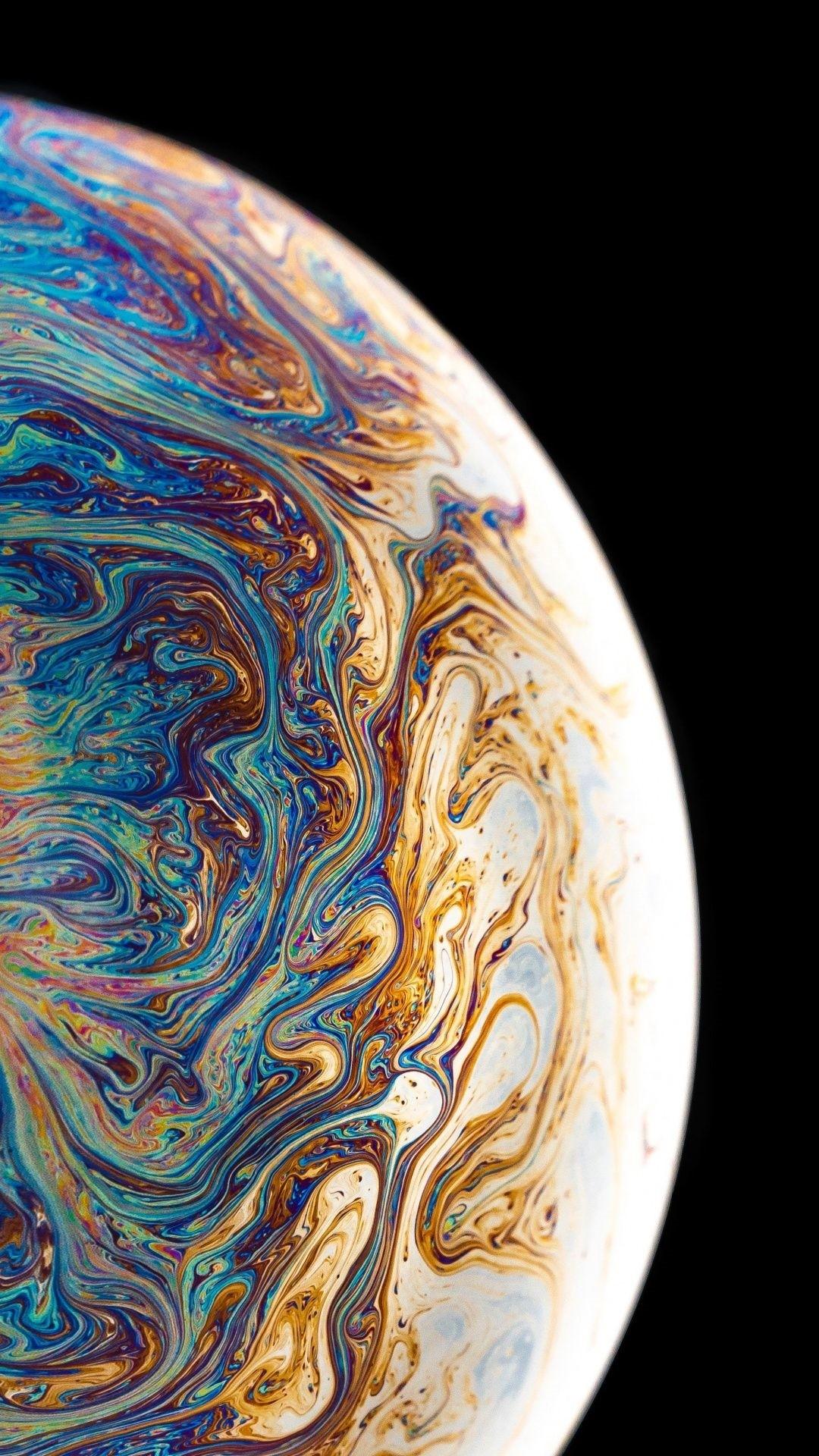 Planet iPhone 5 wallpaper