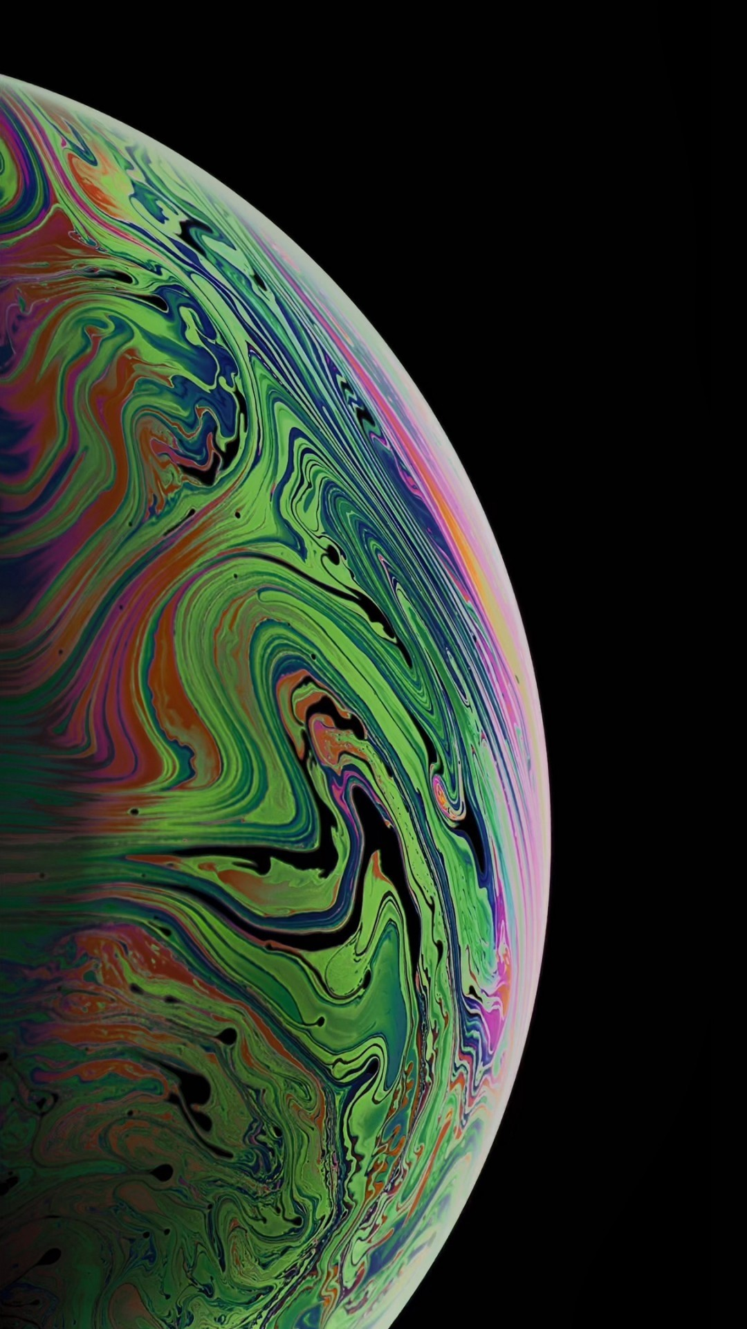 Planet phone background