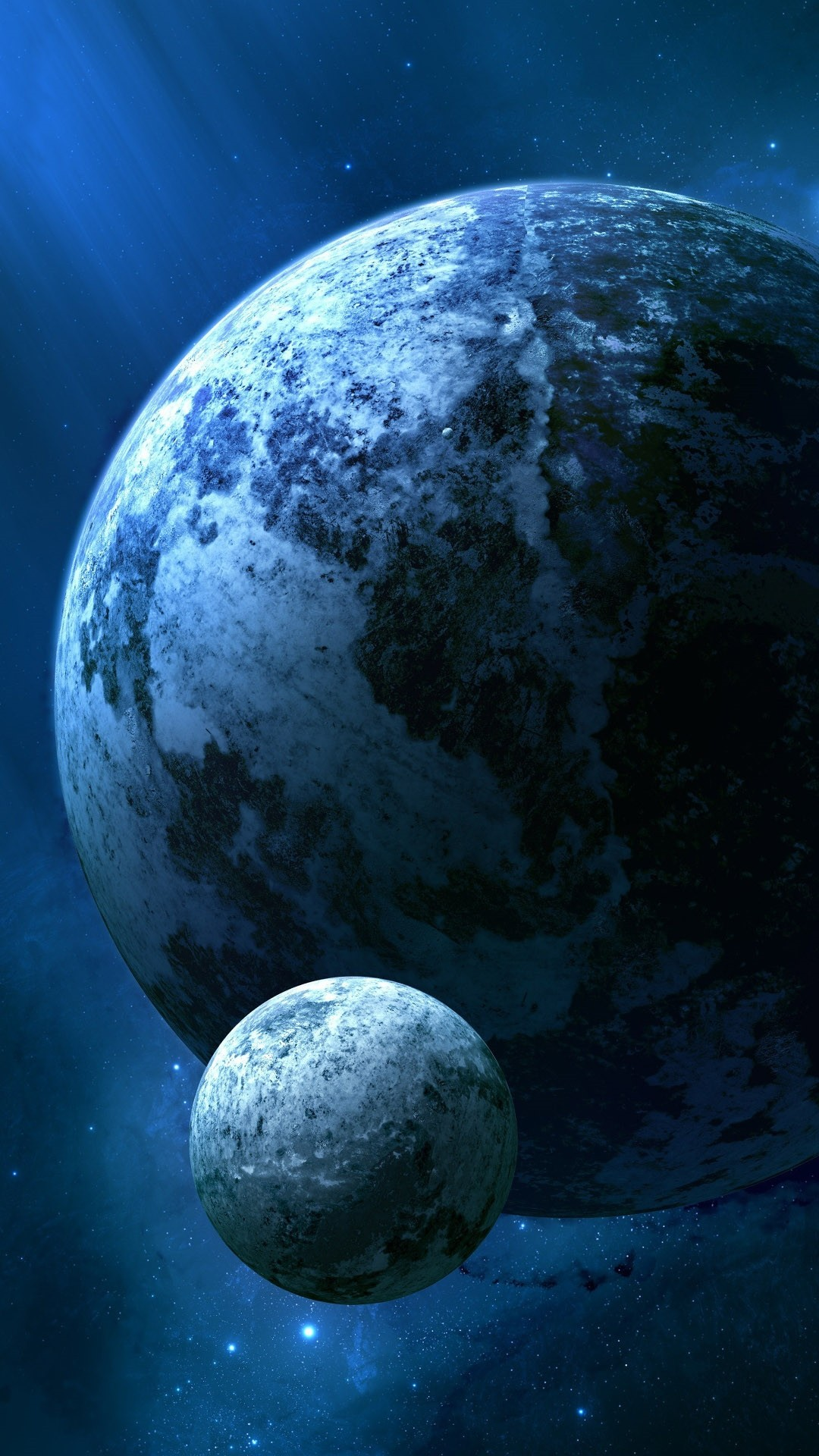 Planet iPhone Wallpapers (20+ images) - WallpaperBoat