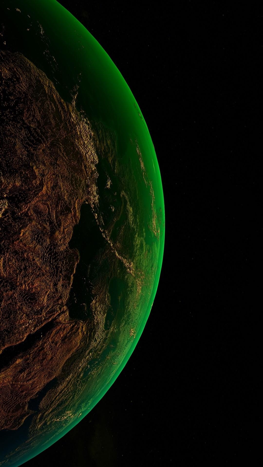 Planet iPhone hd wallpaper
