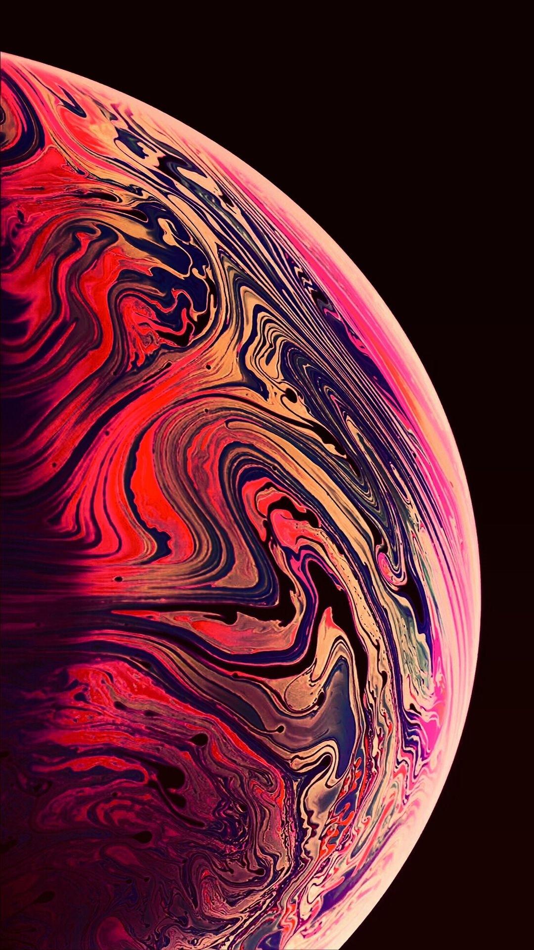 Planet iPhone wallpaper