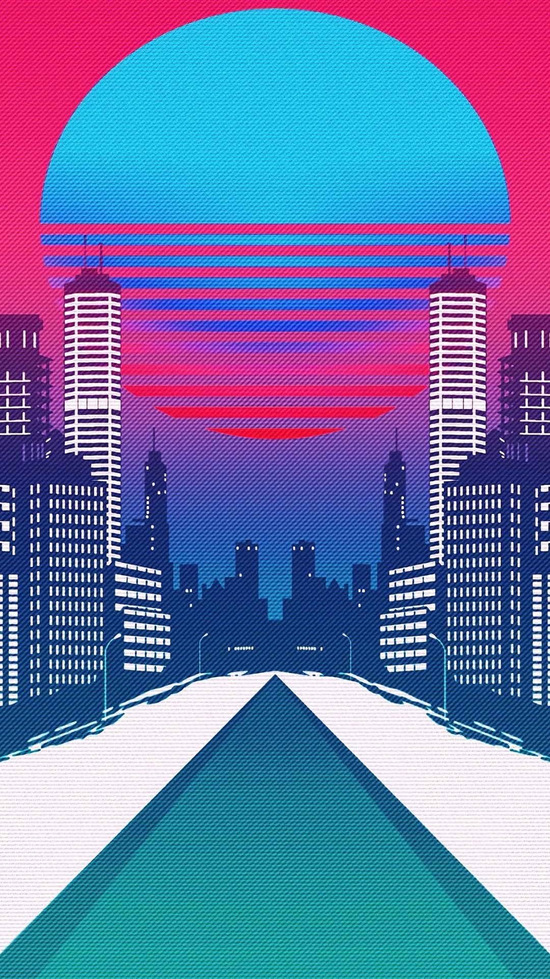Retro wallpaper for android