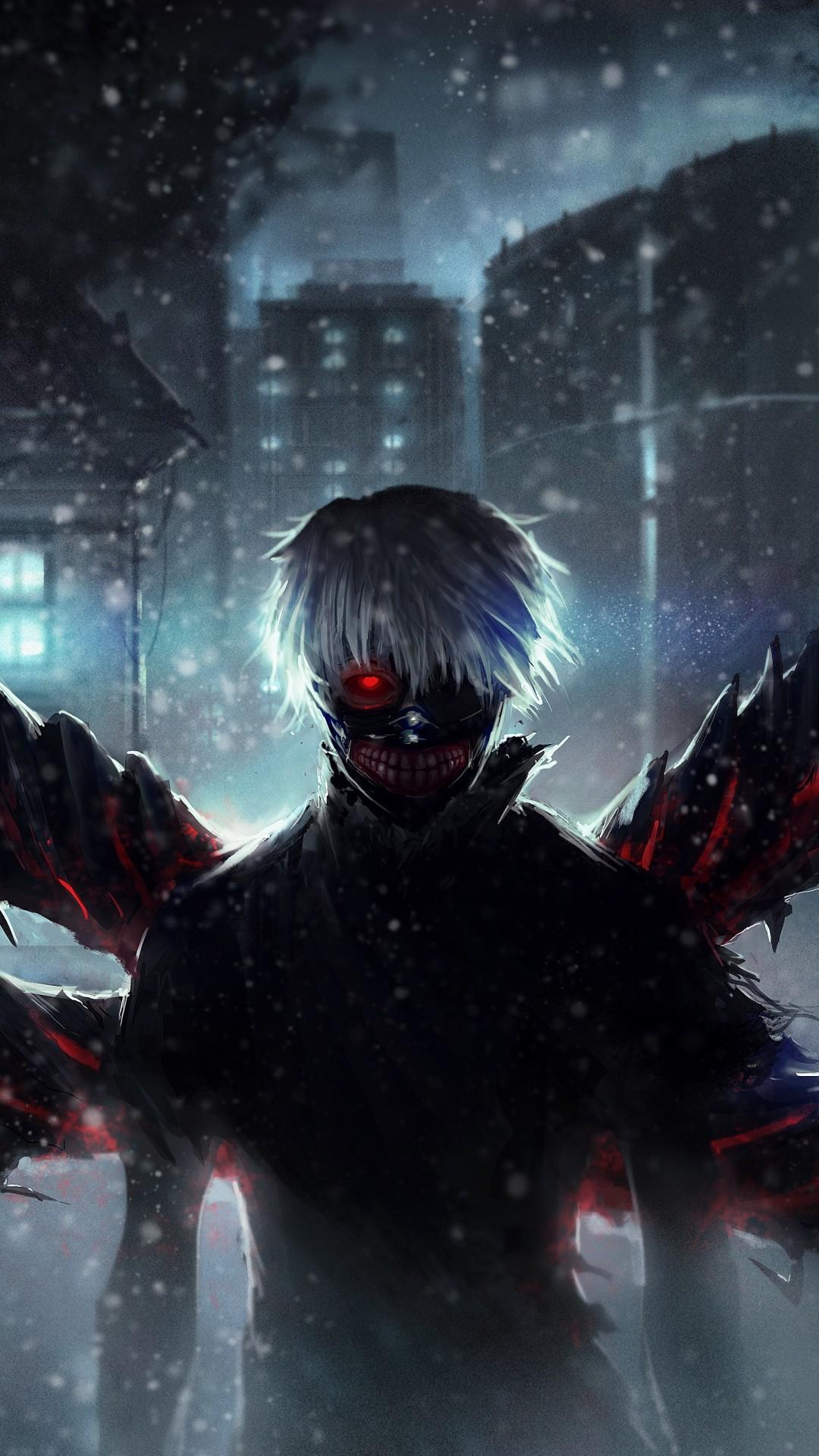 Tokyo Ghoul iPhone 7 wallpaper