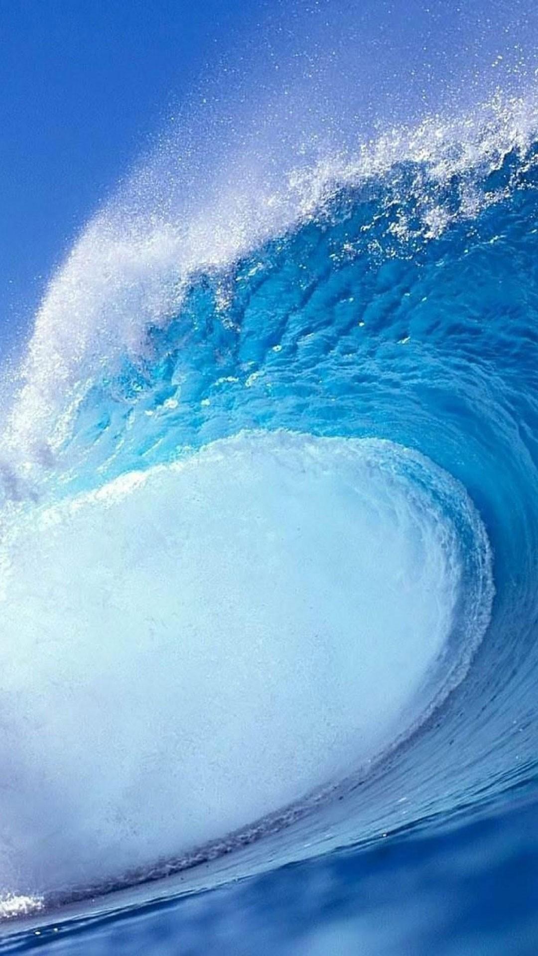 Water iPhone 5 wallpaper