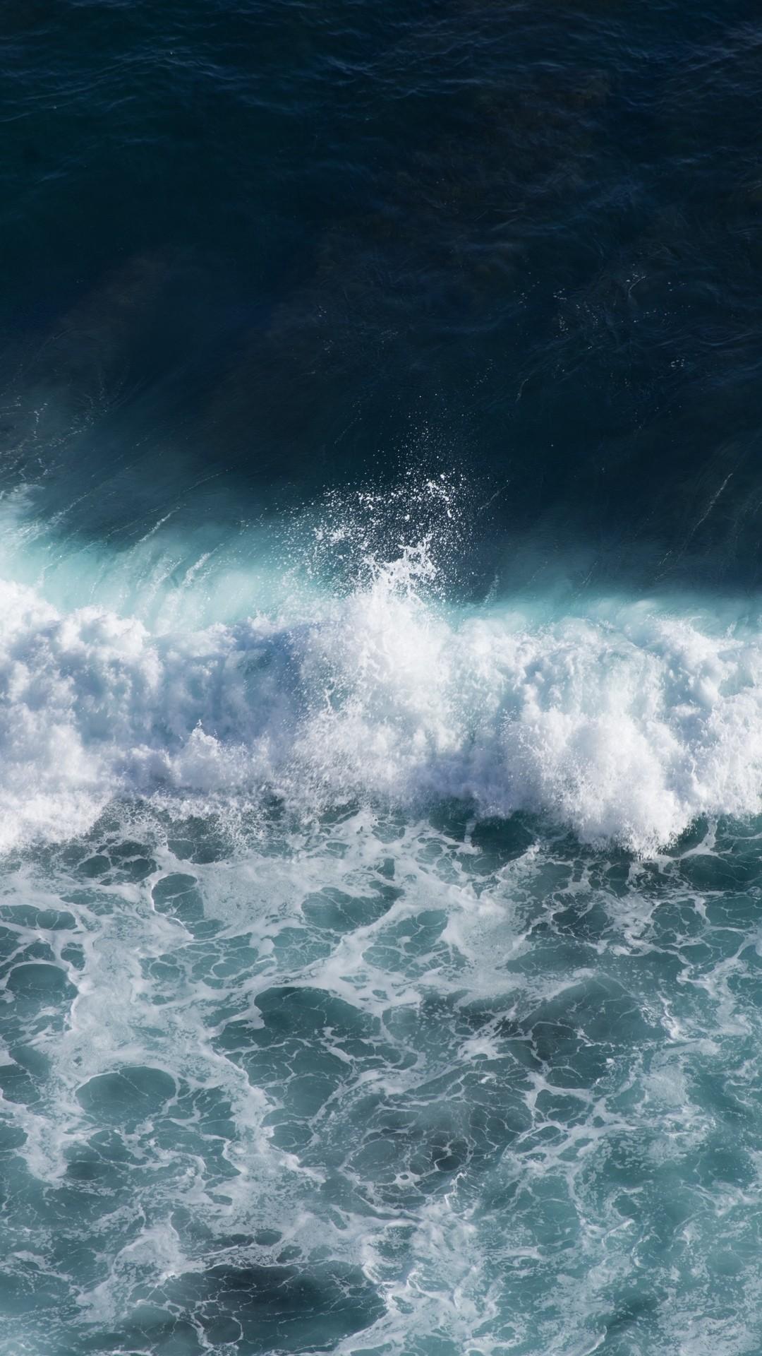 Wave iPhone 7 wallpaper