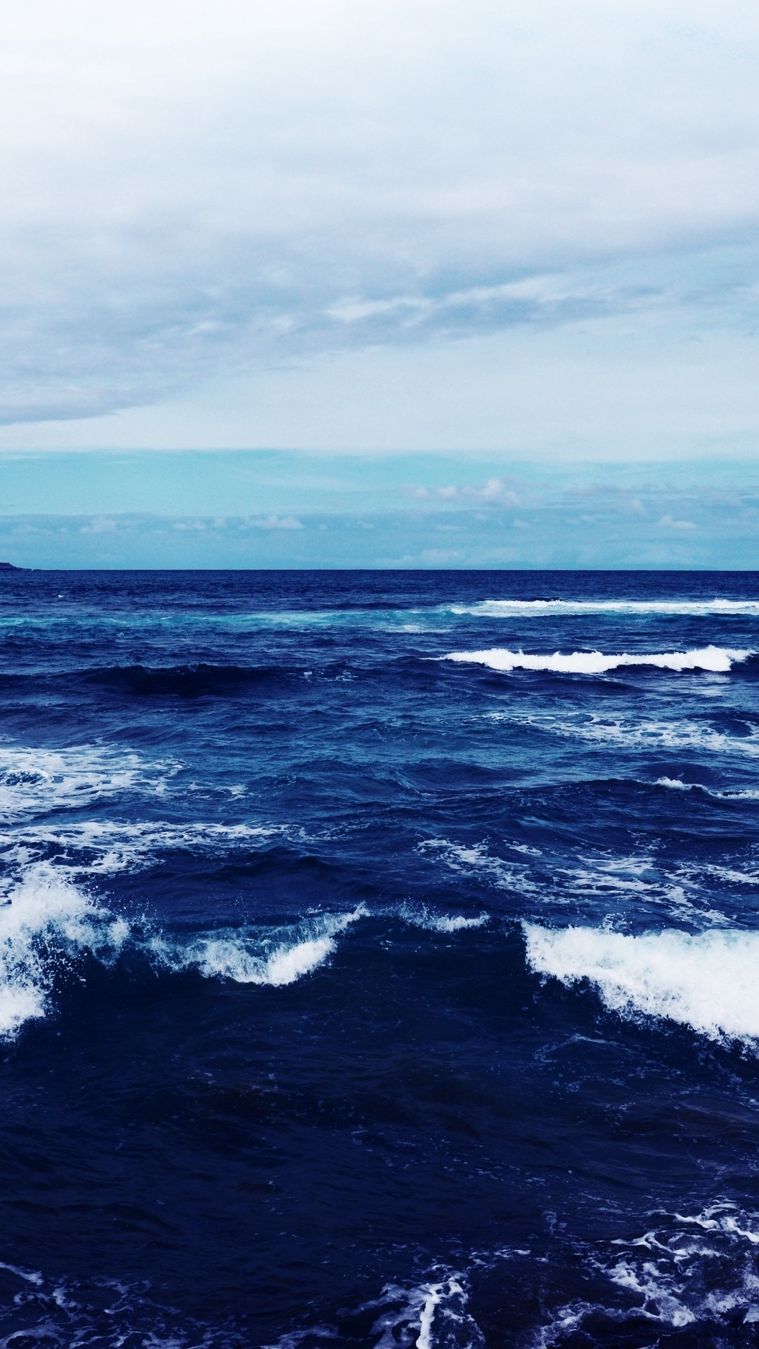 Wave iPhone 5 wallpaper