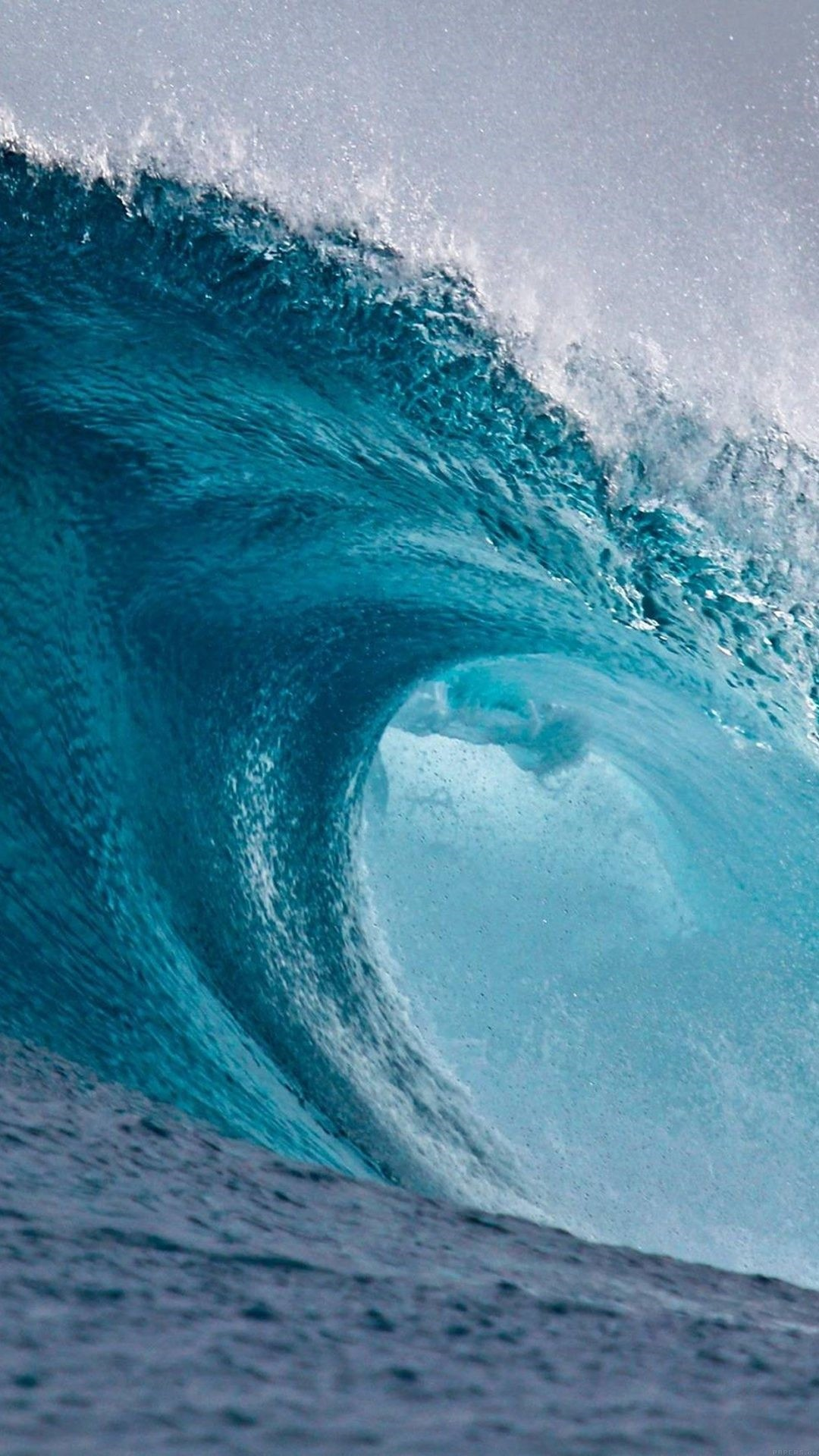 Wave wallpaper for android
