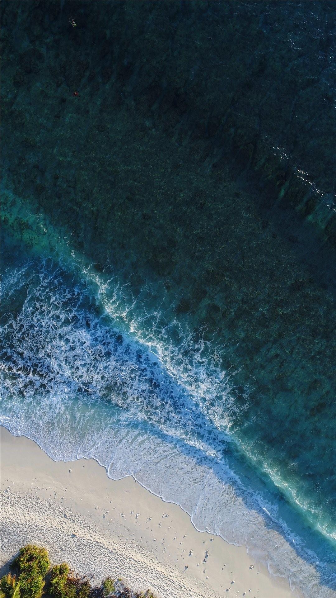 Wave phone wallpaper