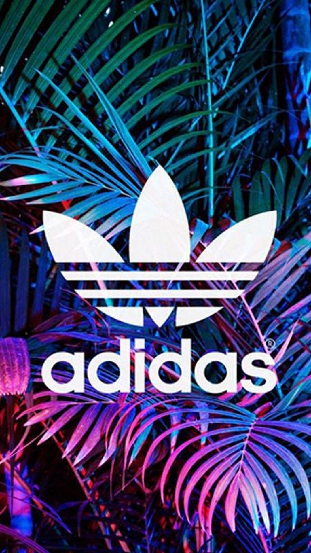 Black Adidas hd wallpaper
