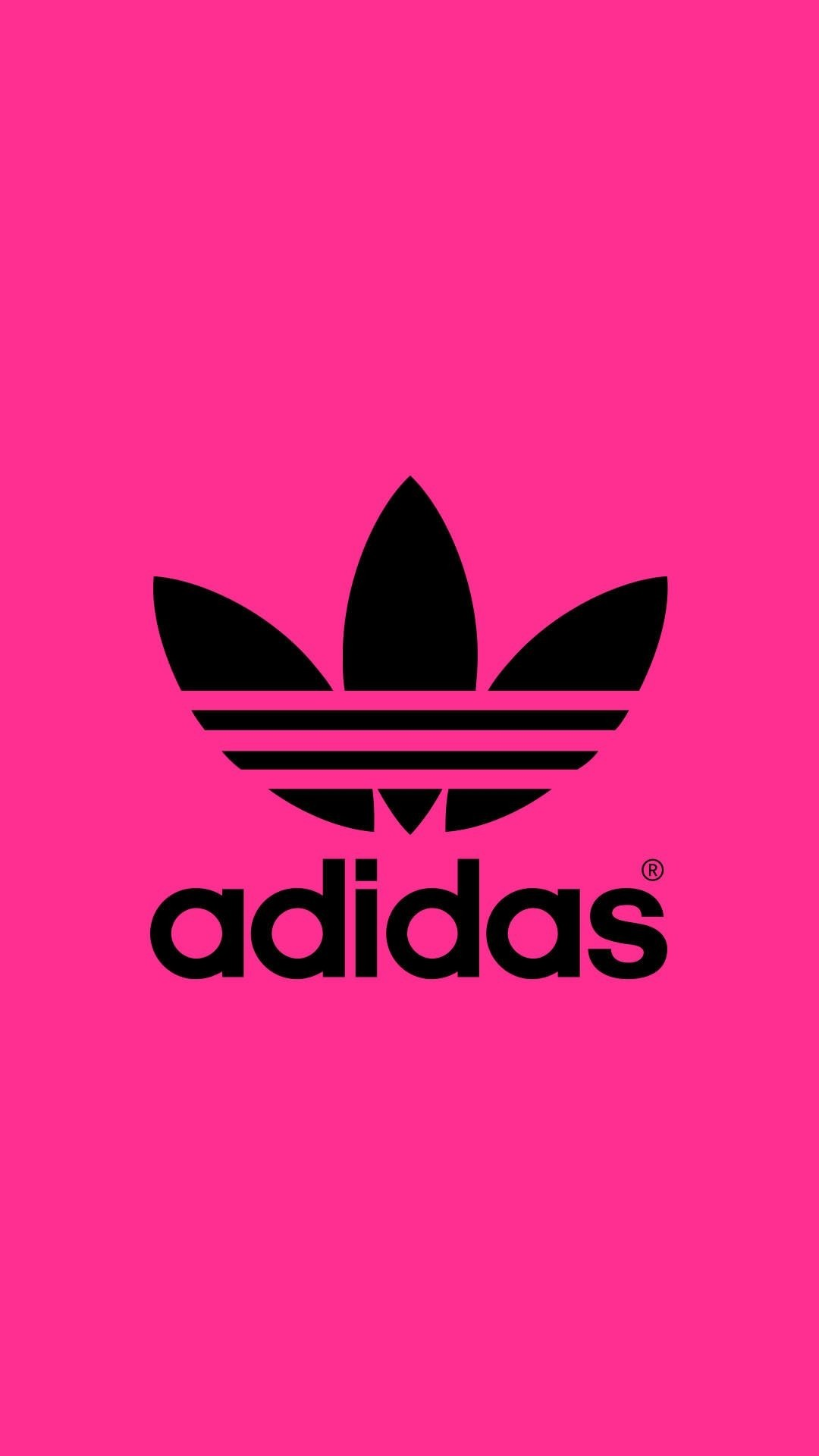 Black Adidas wallpaper for android