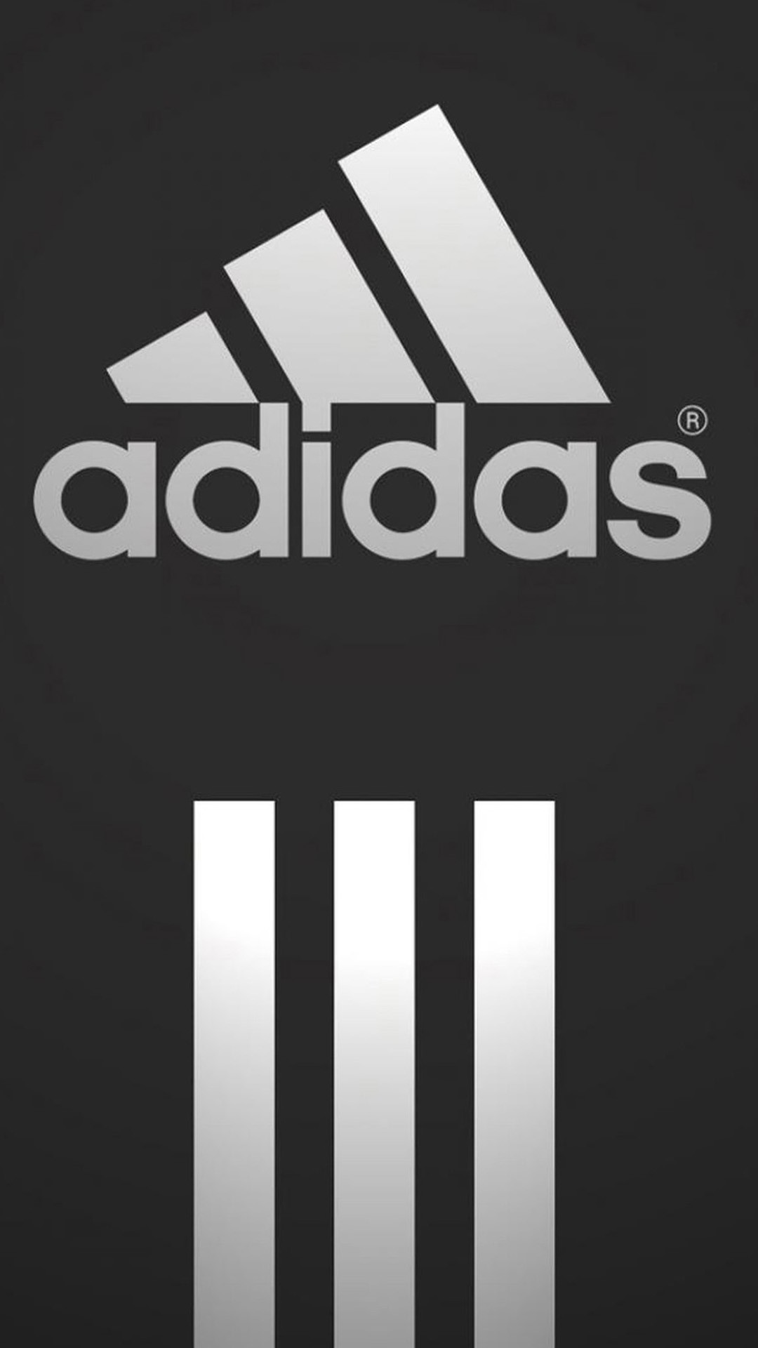 Black Adidas iPhone 6 wallpaper