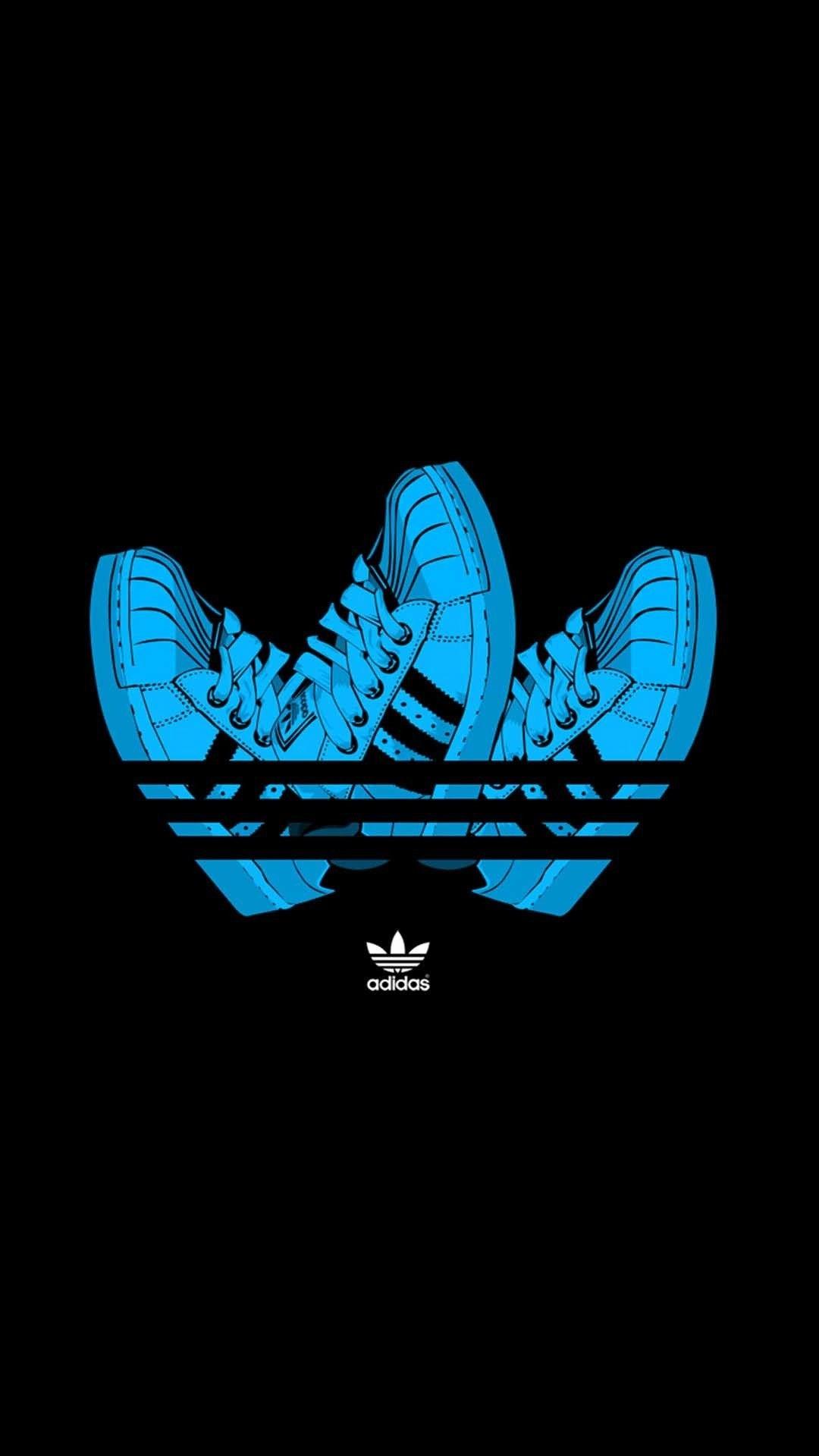 Black Adidas wallpaper