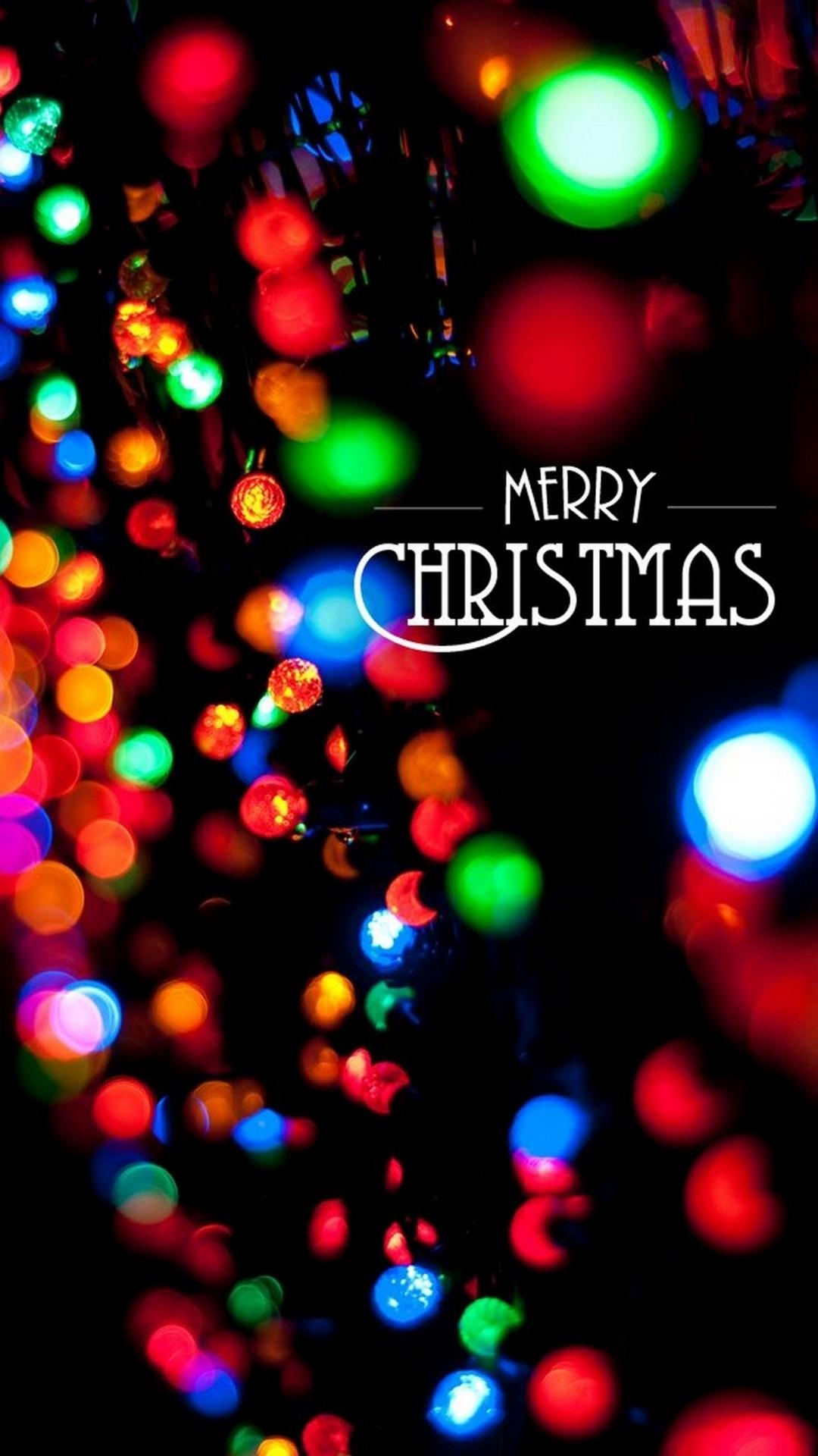 Christmas Lights hd wallpaper