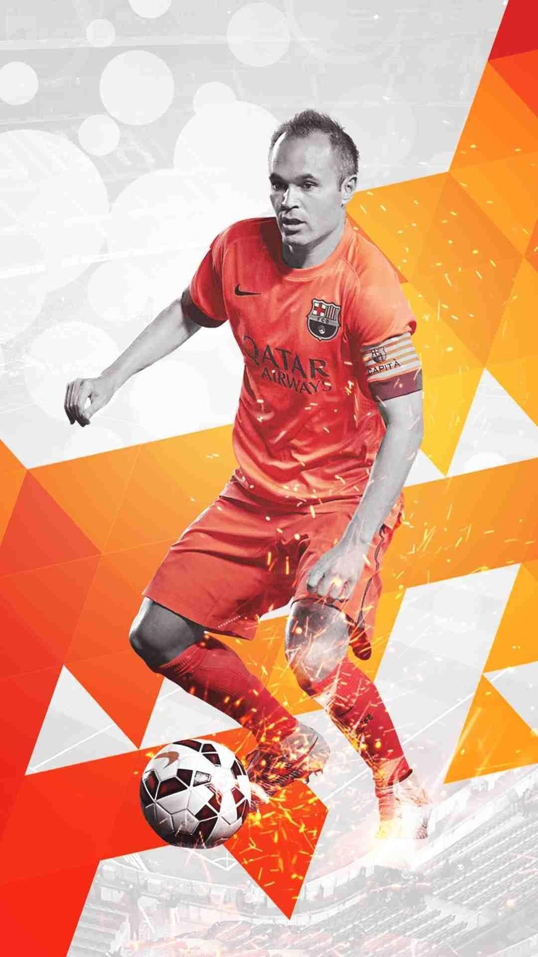 Cool Soccer iPhone 7 wallpaper
