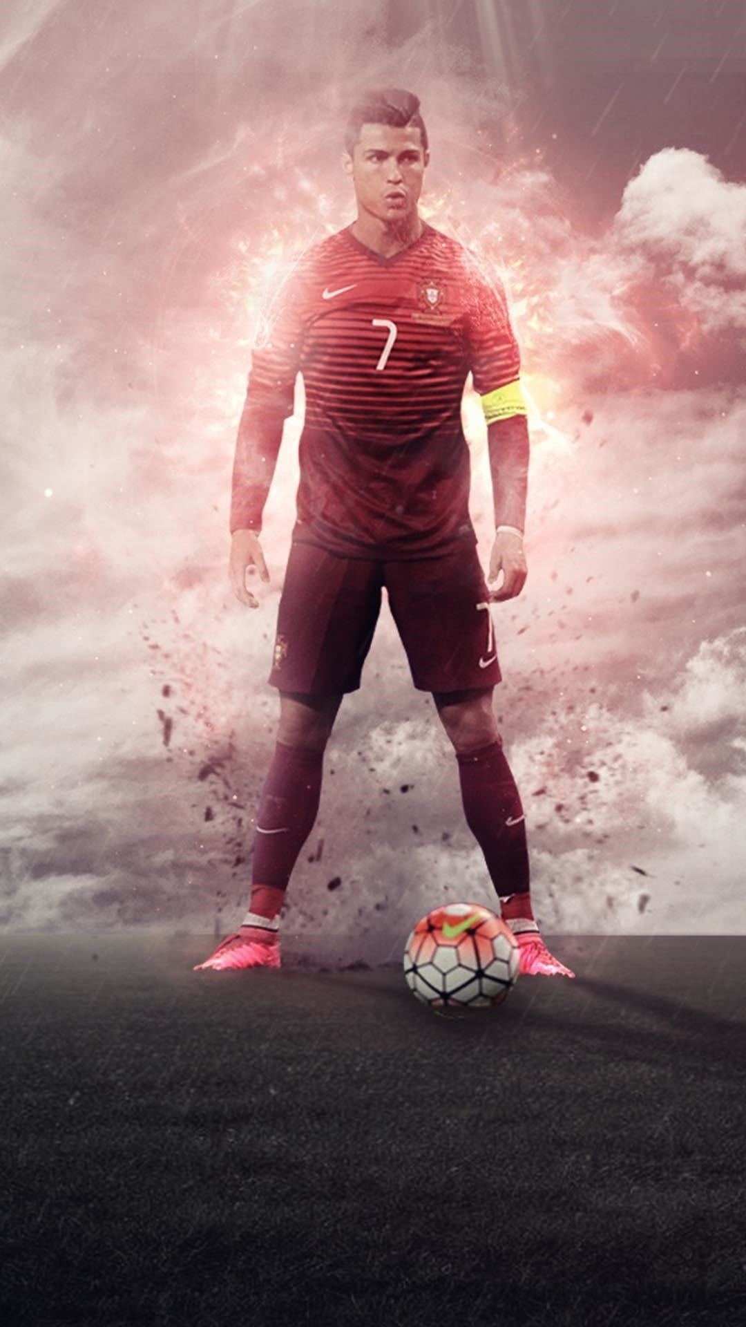 Cool Soccer phone background
