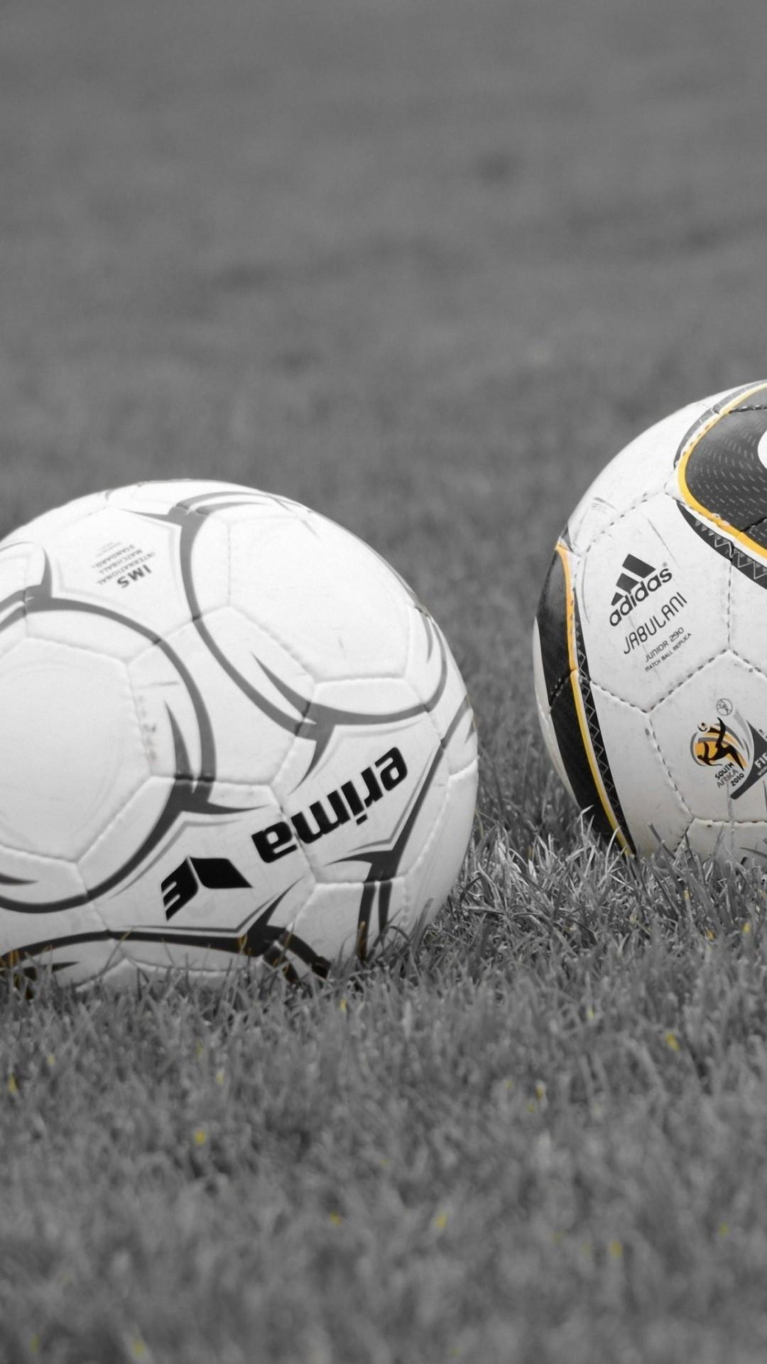 Cool Soccer iPhone wallpaper