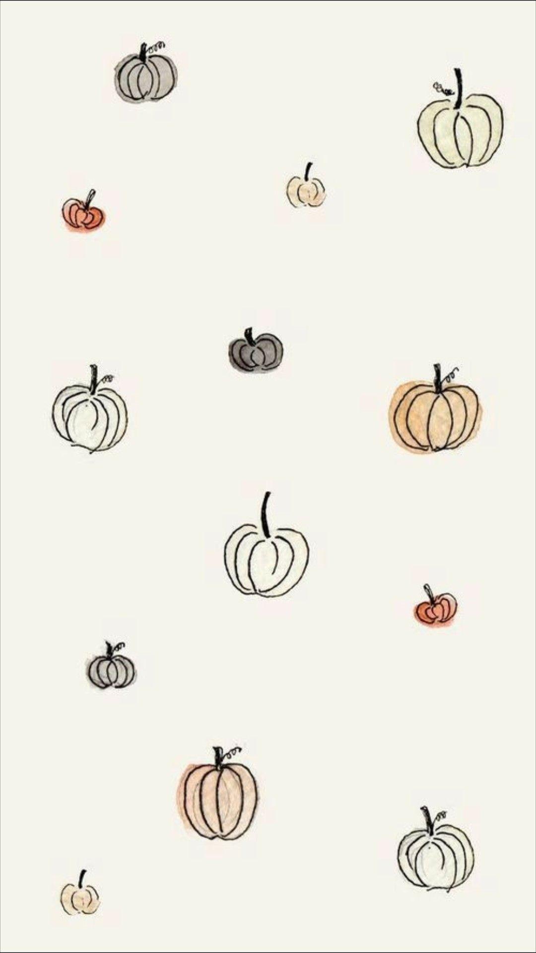 Cute Halloween iPhone hd wallpaper