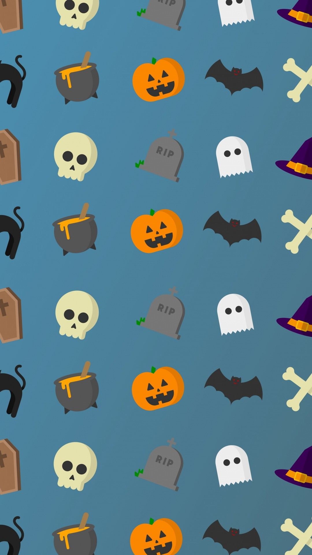 Cute Halloween Iphone Wallpapers 21 Images Wallpaperboat