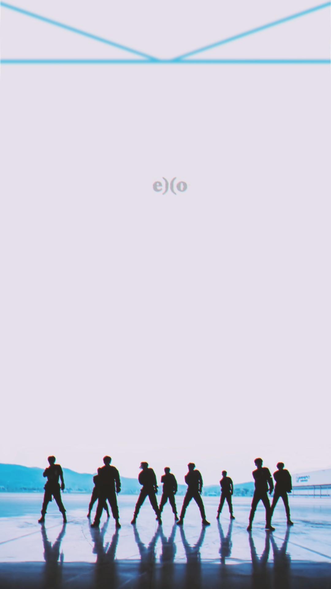 Exo iPhone 5 wallpaper
